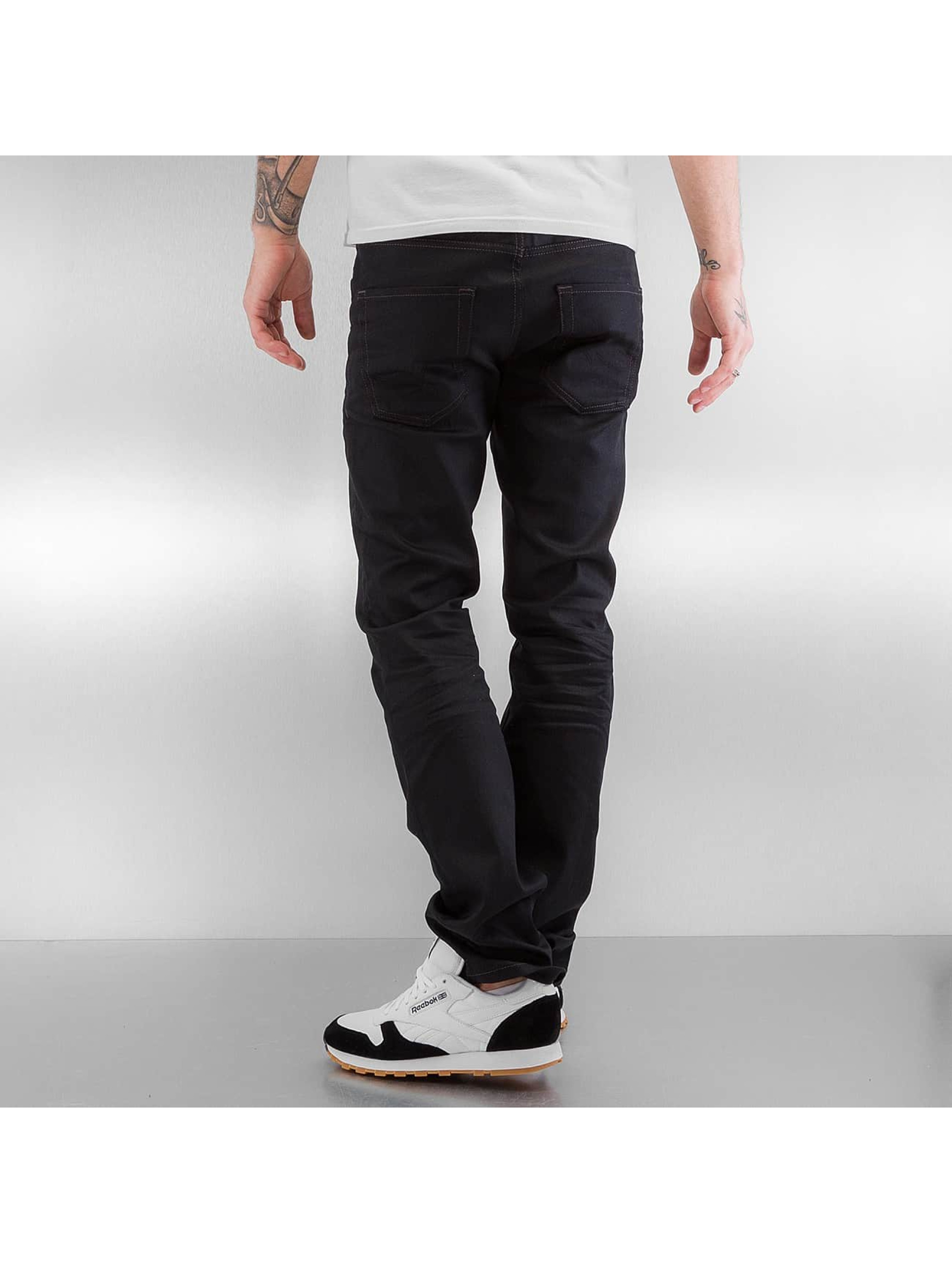 Jack & Jones Straight Fit Jeans jjIclark jjOriginal JOS 935 LID schwarz