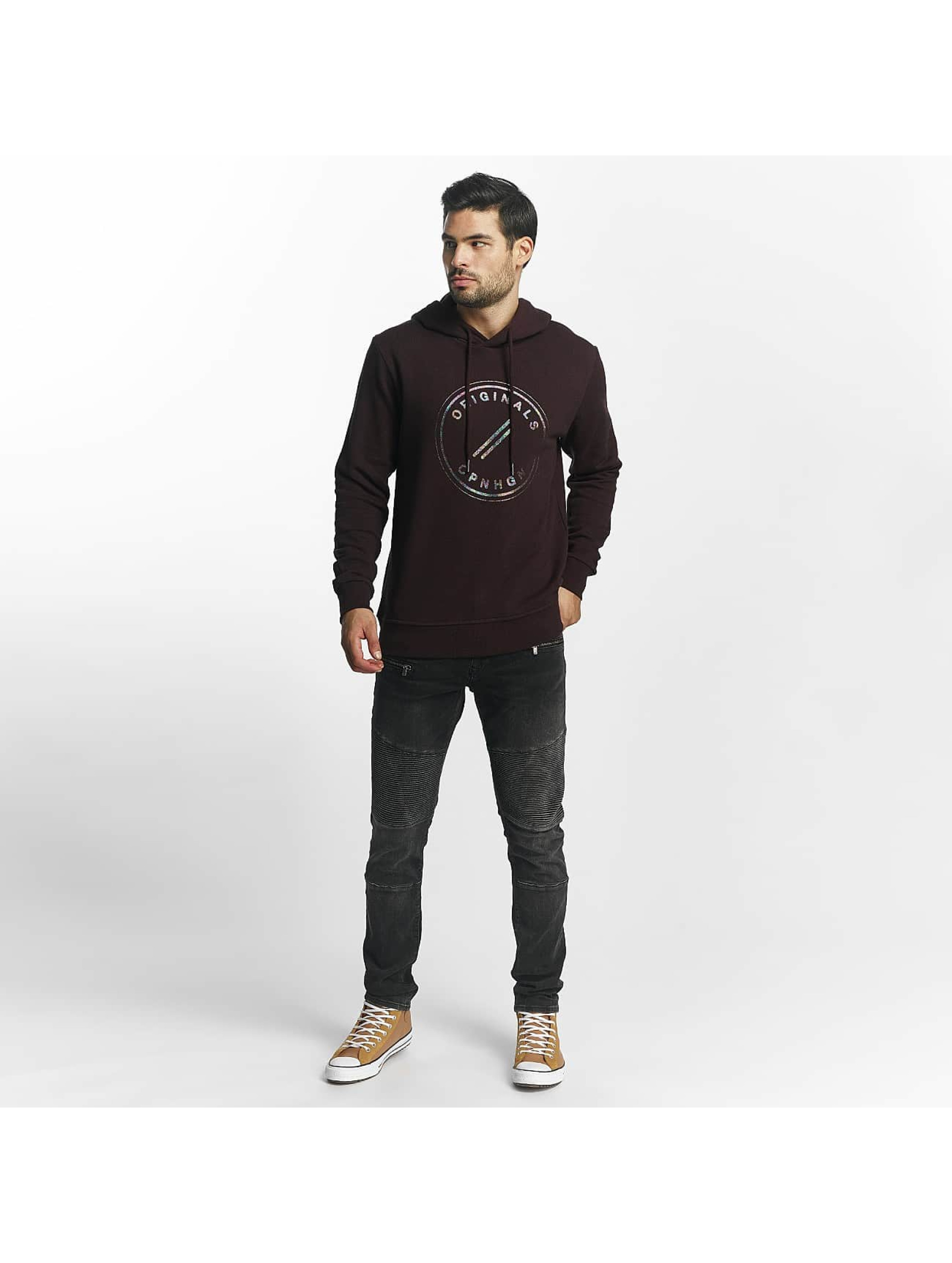 Jack & Jones Sudadera jorHologram rojo