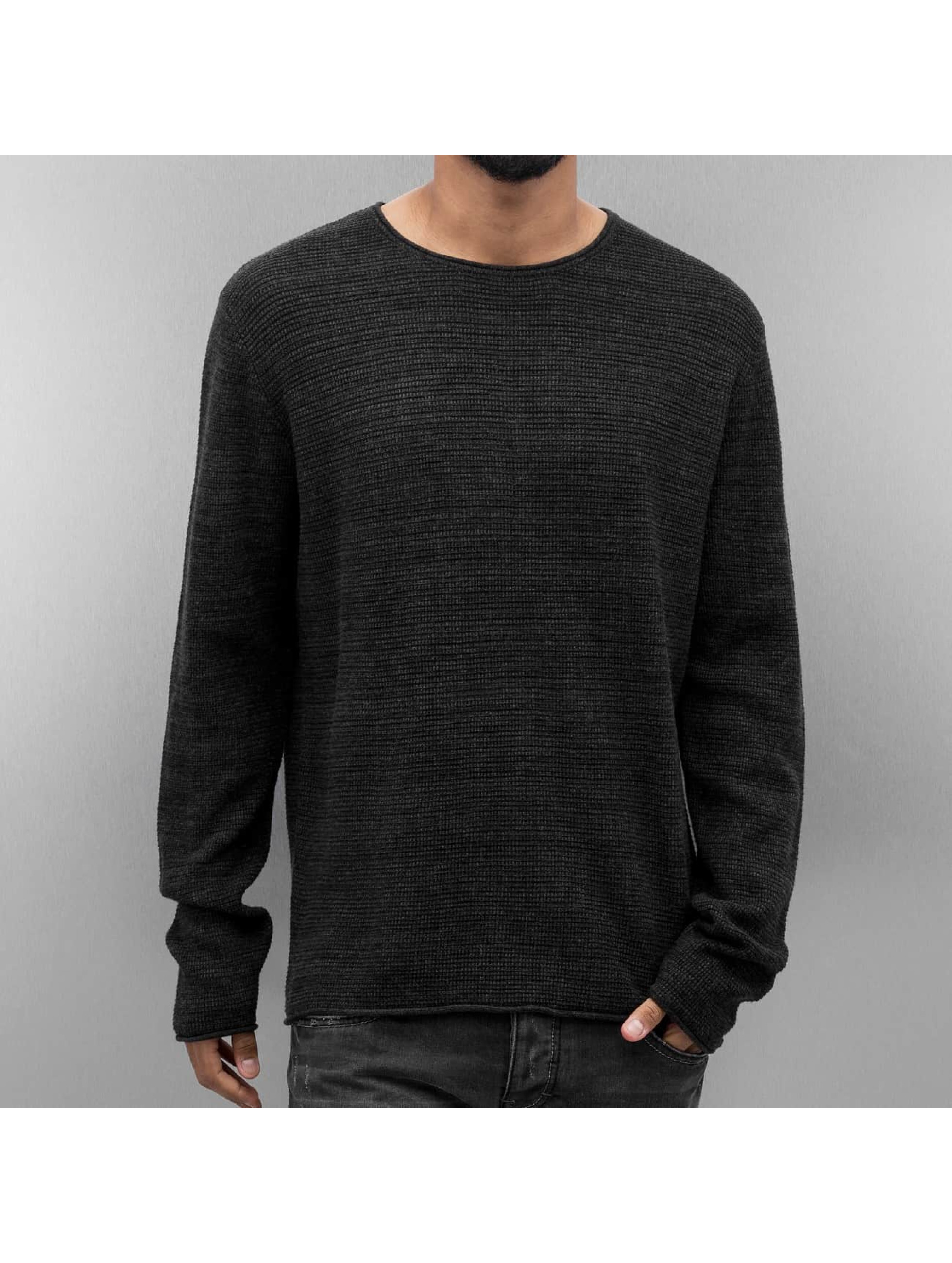 Jack & Jones Sweat & Pull jjorAxel Knit noir