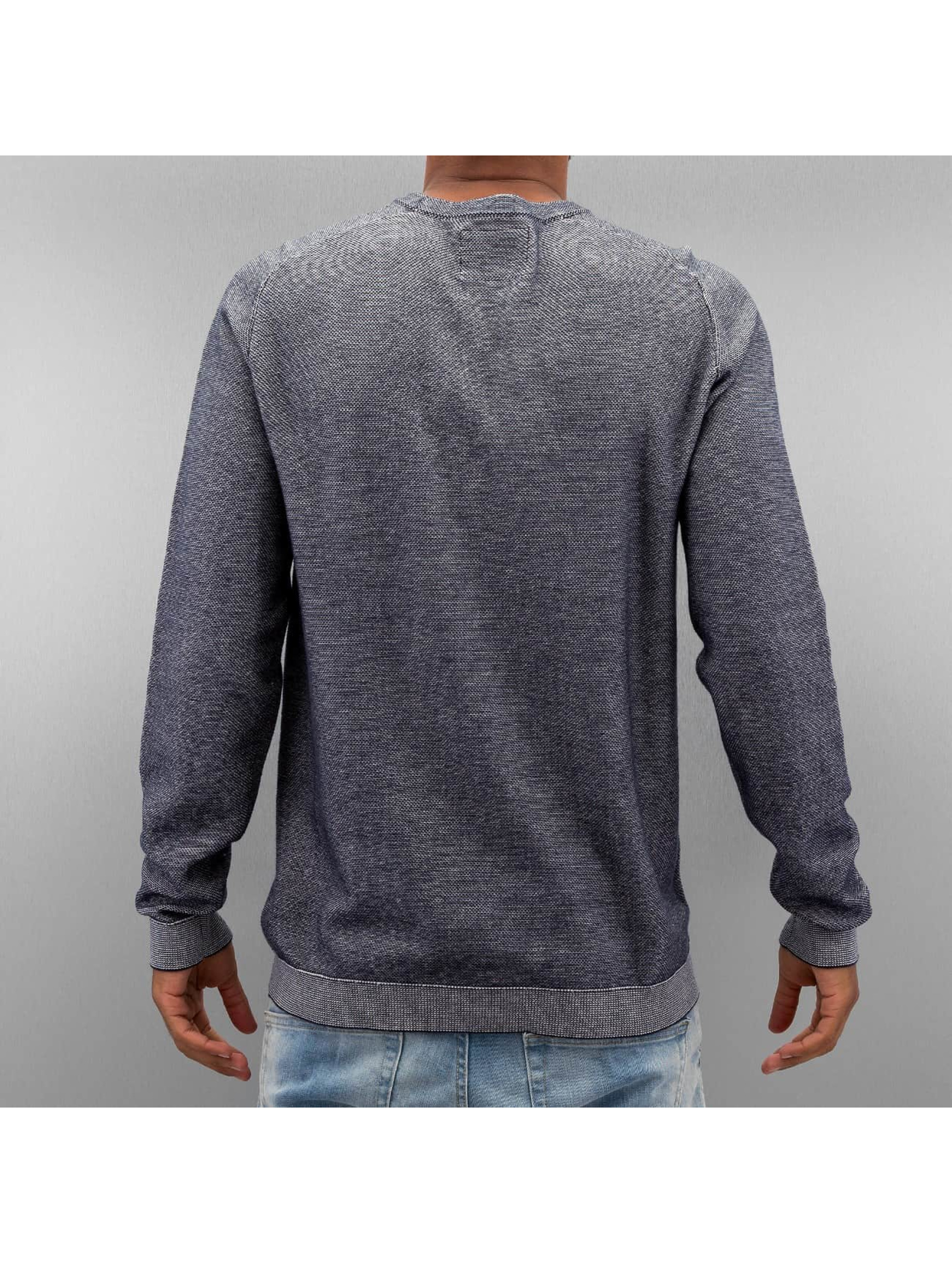 Jack & Jones Sweat capuche jcoCliff bleu