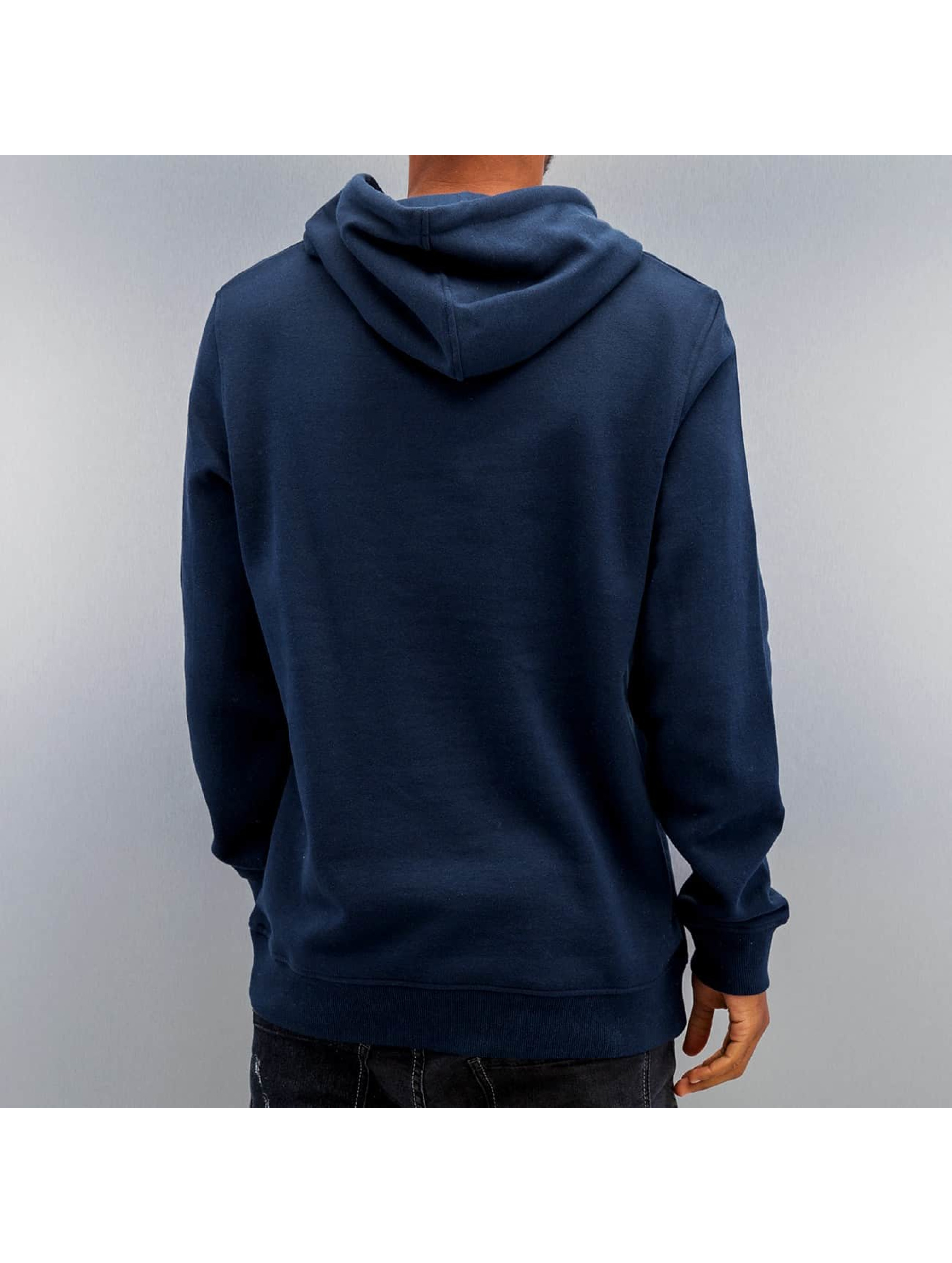 Jack & Jones Sweat capuche jcoEdwin Sweat bleu