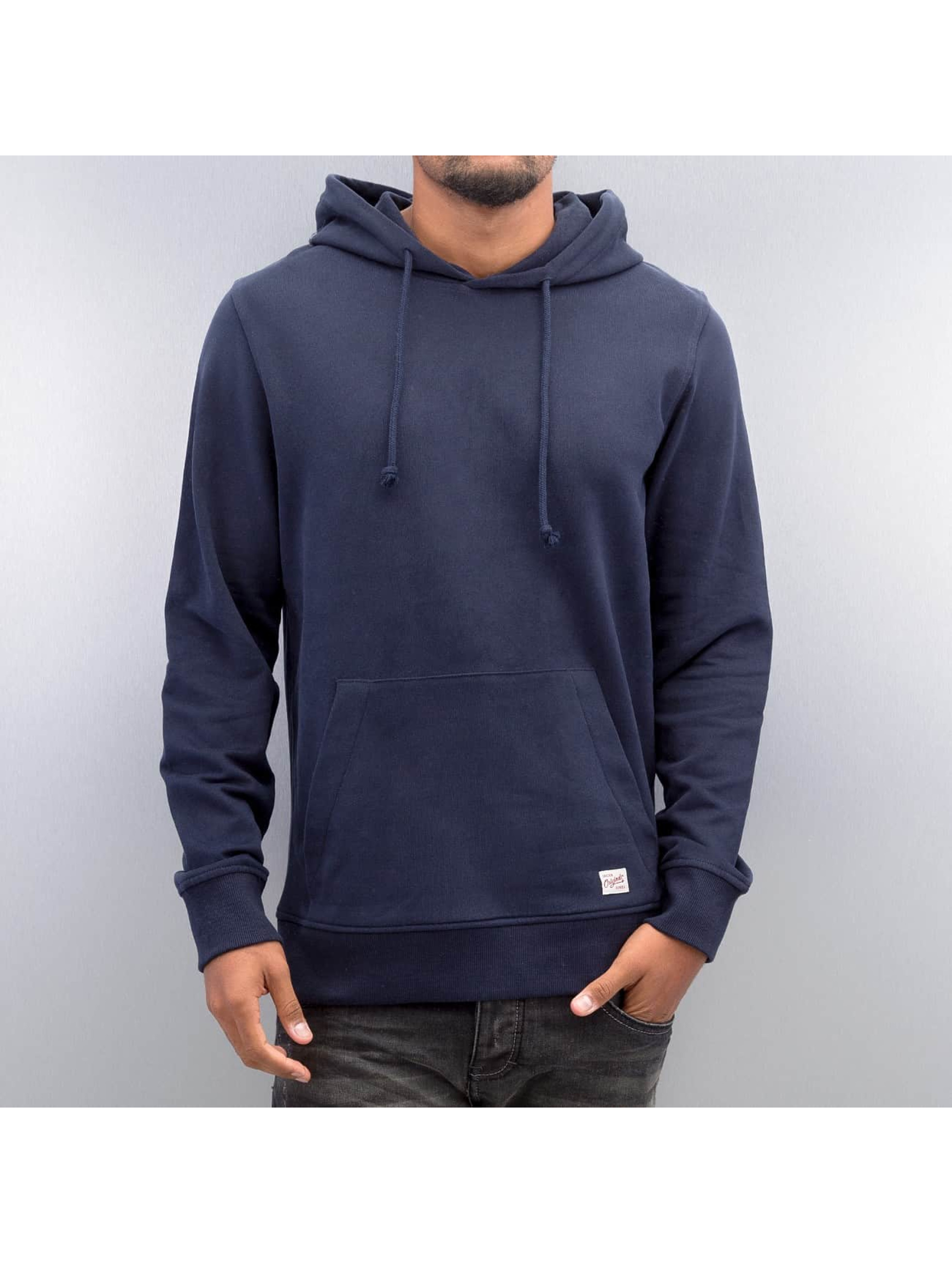 Jack & Jones Sweat capuche jorWind bleu