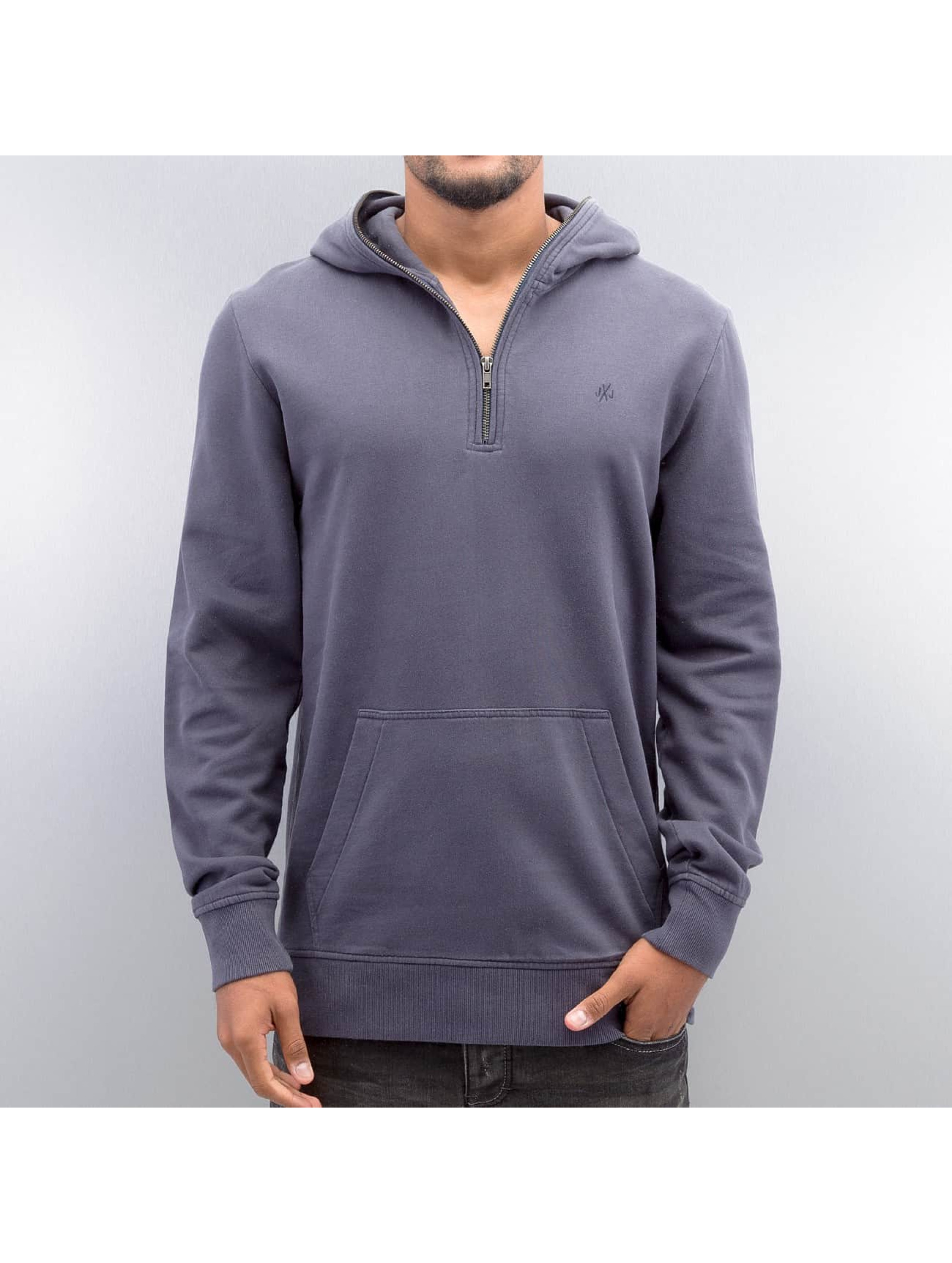 Jack & Jones Sweat capuche jorCampaign bleu