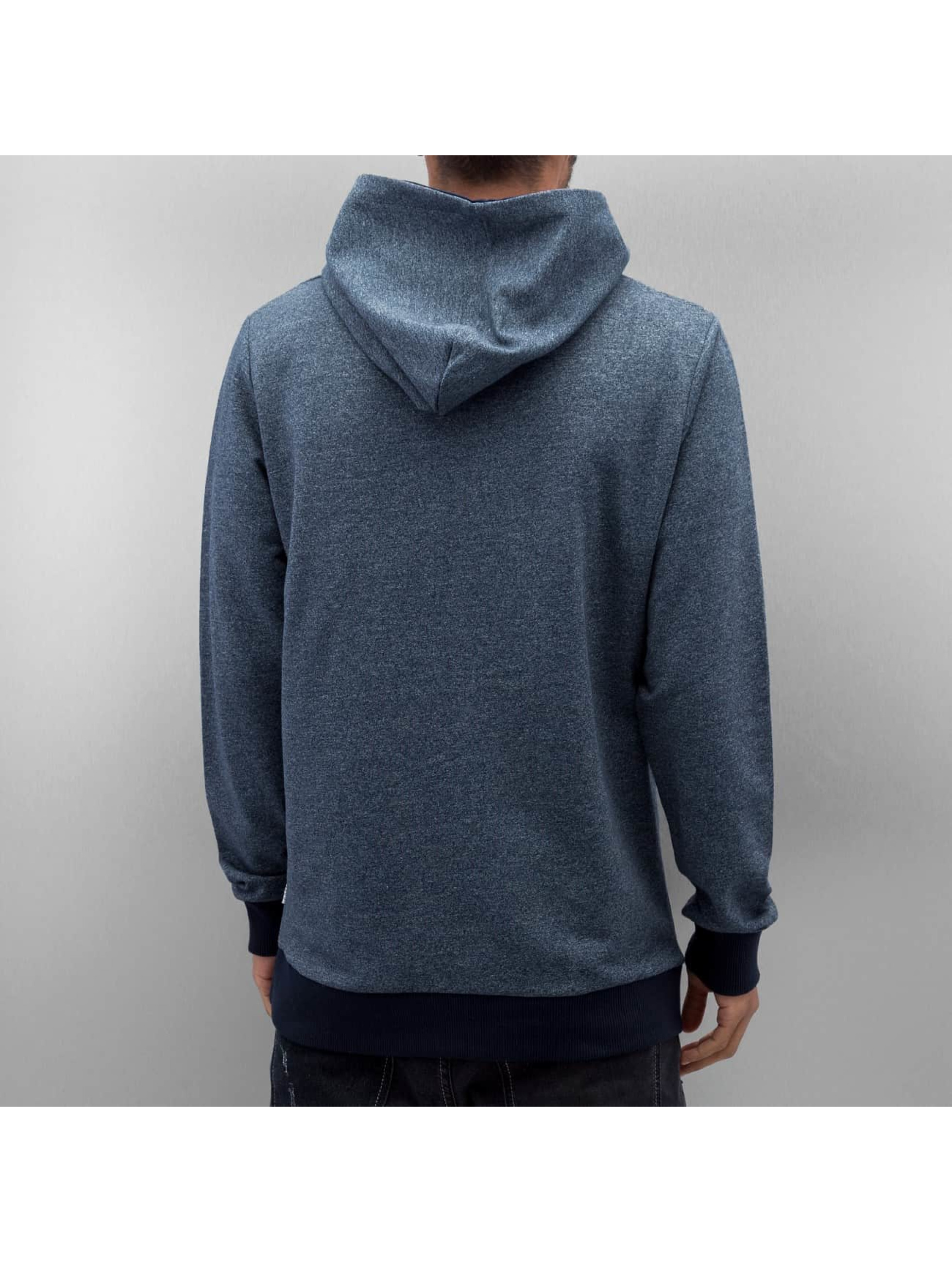 Jack & Jones Sweat capuche jjcoSwallen Sweat bleu