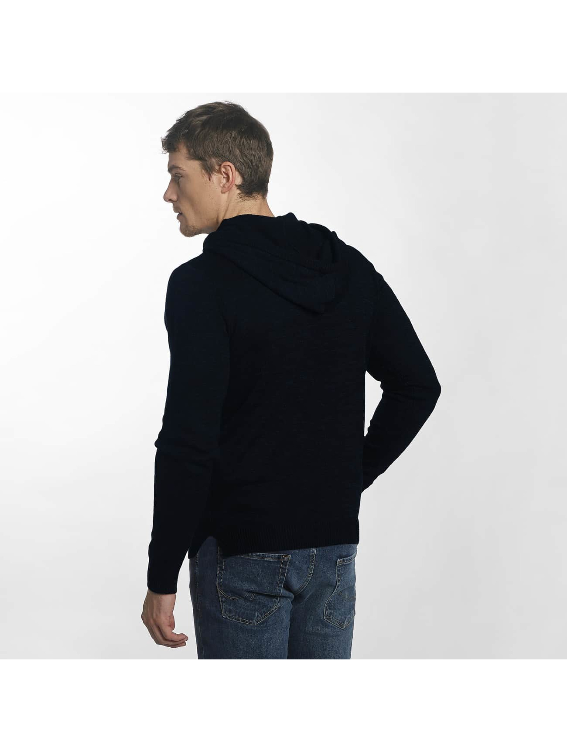 Jack & Jones Sweat capuche jorHyper bleu