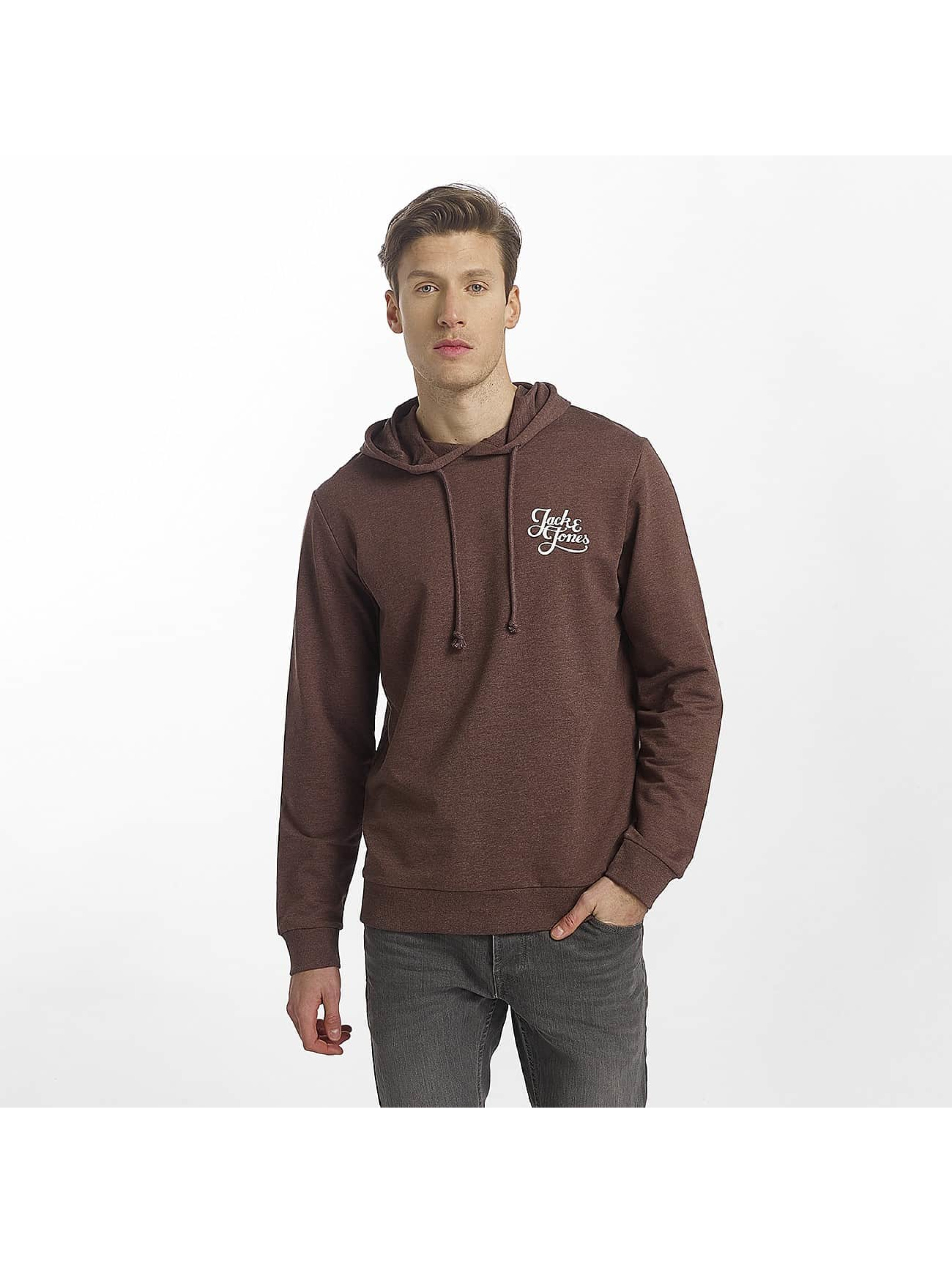 Jack & Jones Sweat capuche jorGalions brun