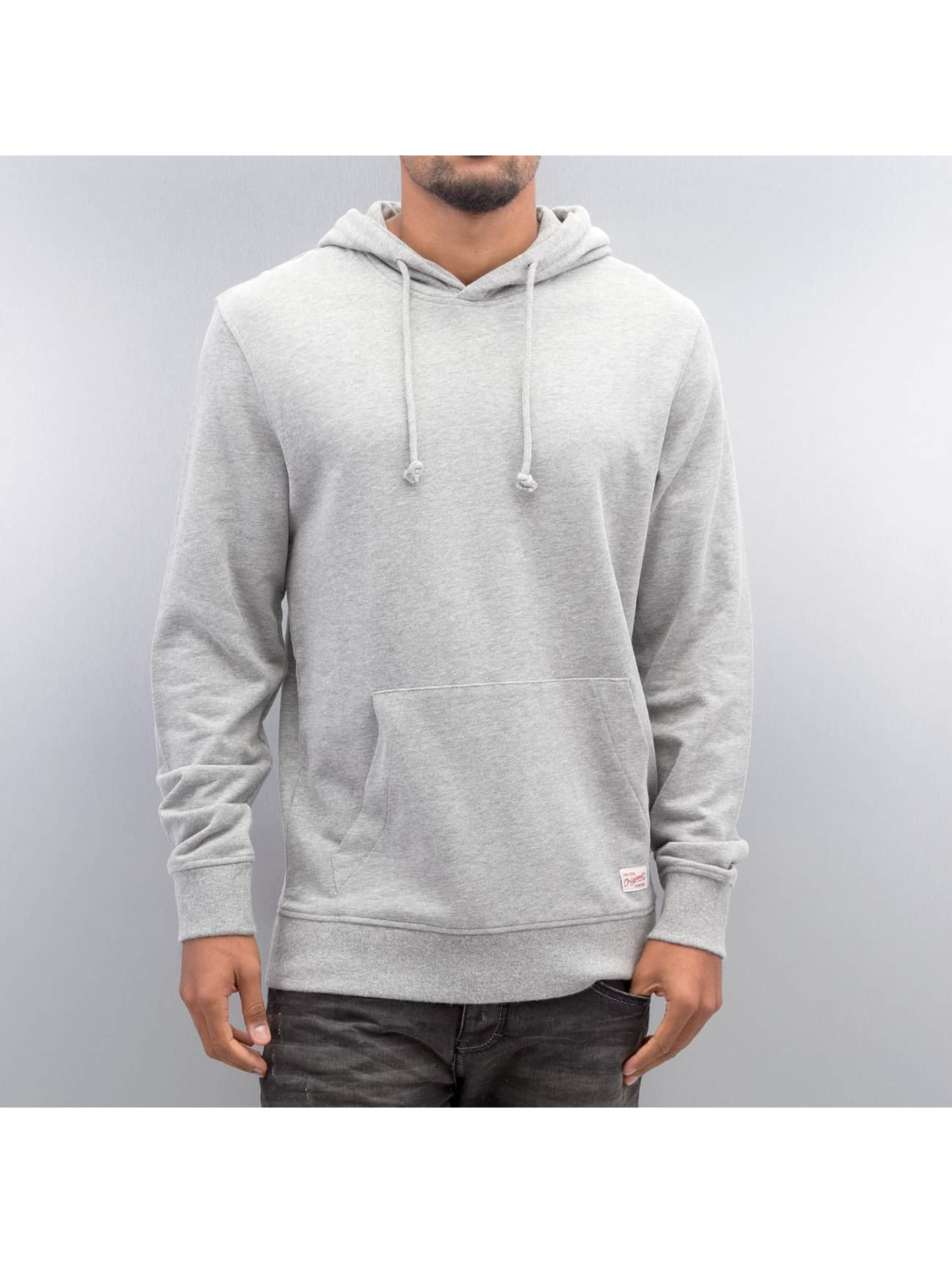 Jack & Jones Sweat capuche jorWind gris