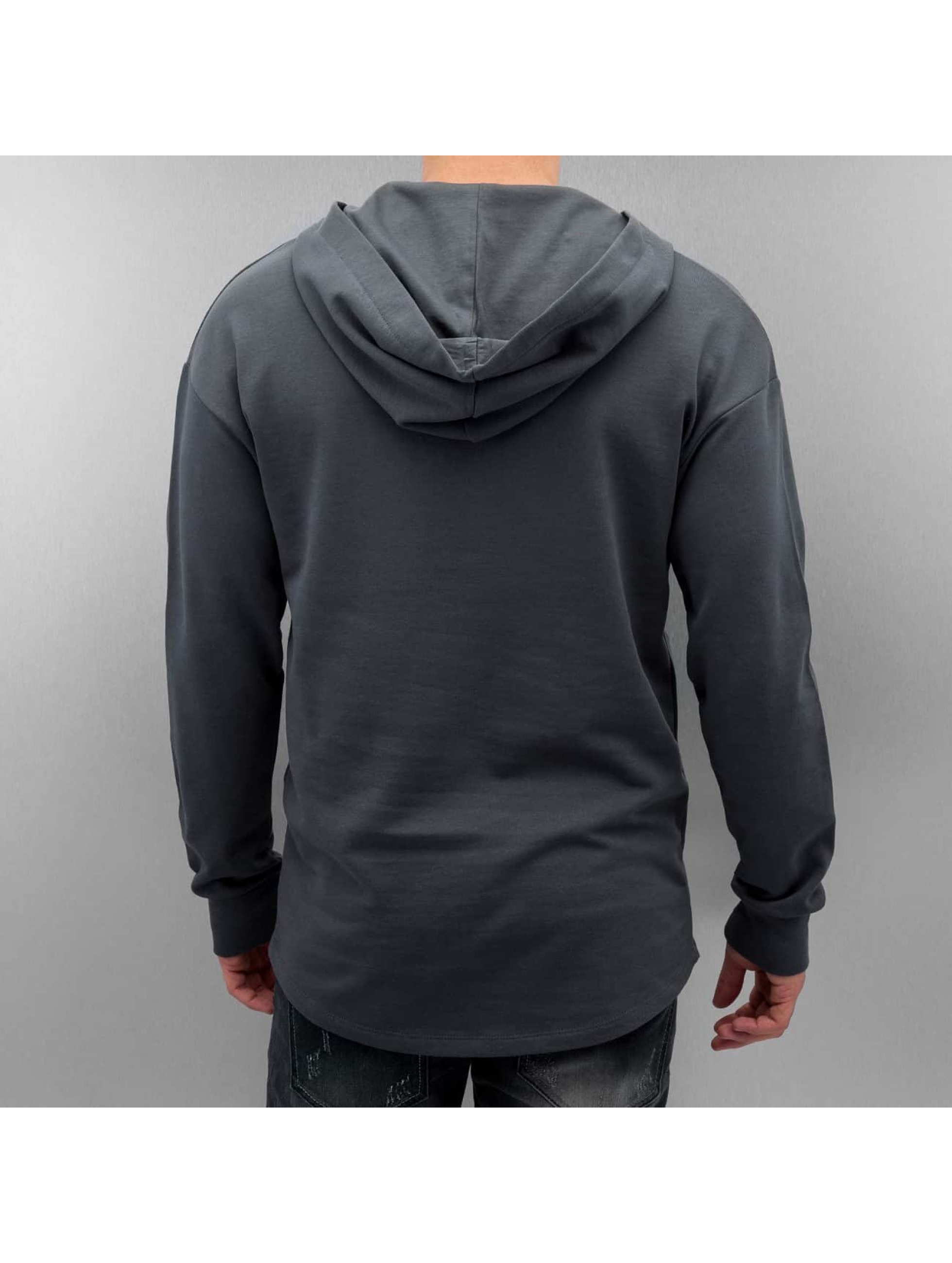 Jack & Jones Sweat capuche jorRipple gris