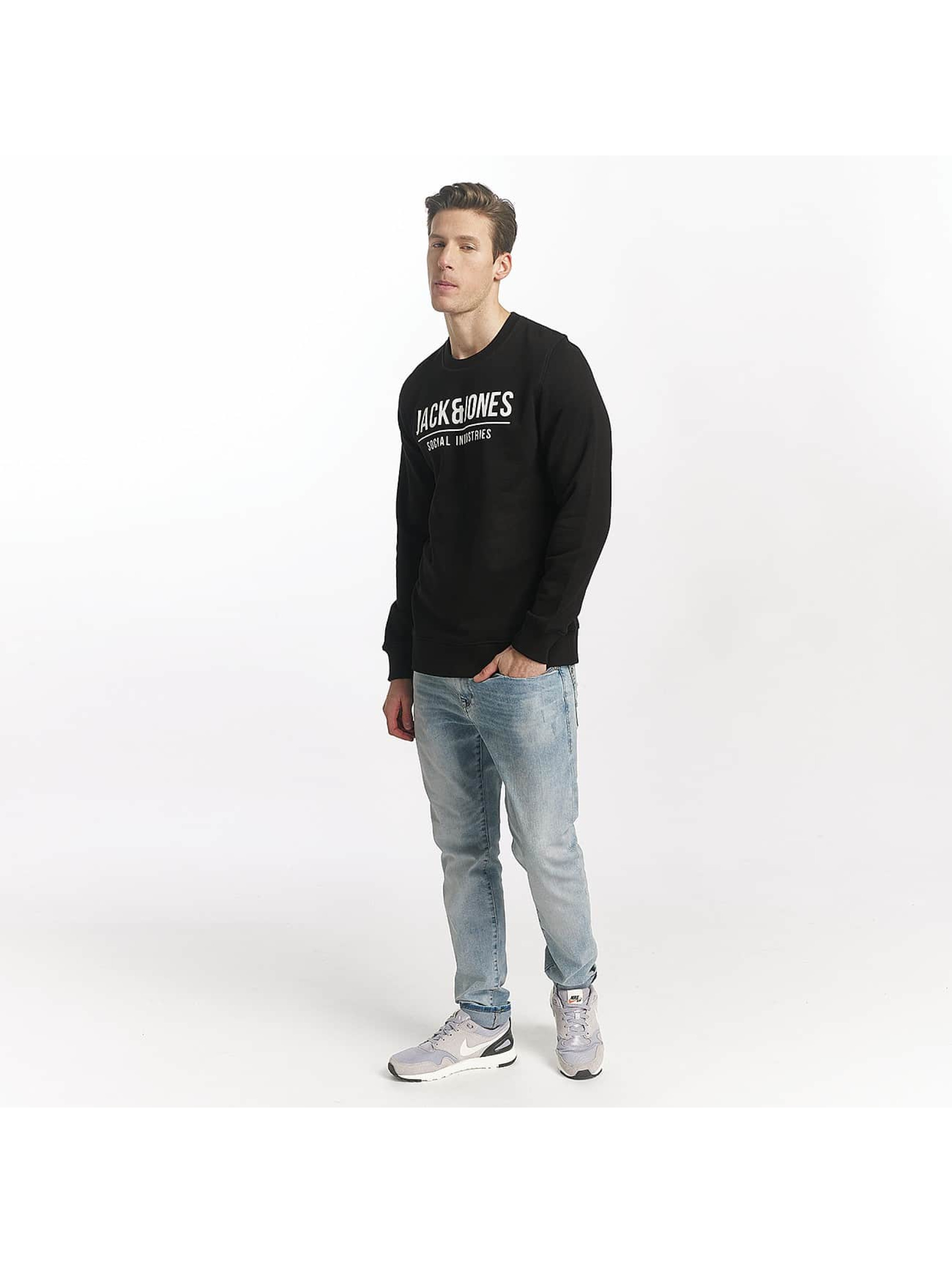 Jack & Jones Swetry jcoMay czarny
