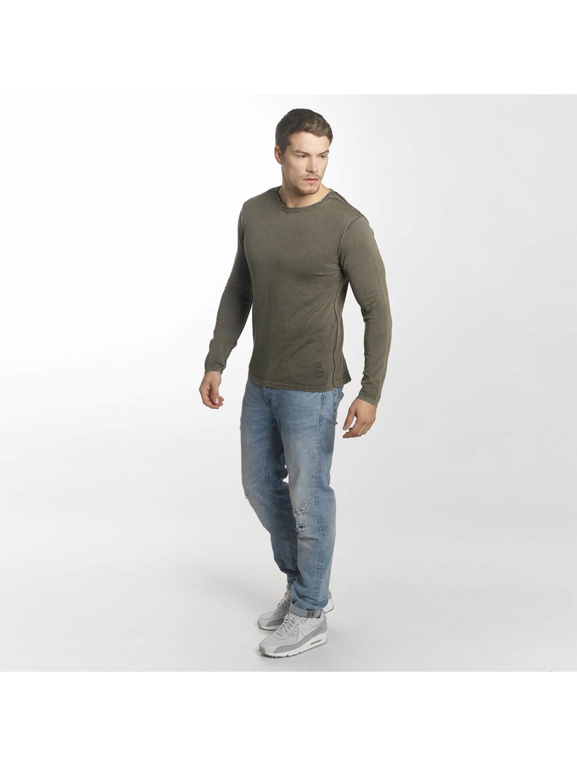Jack & Jones Swetry jorMatteo zielony