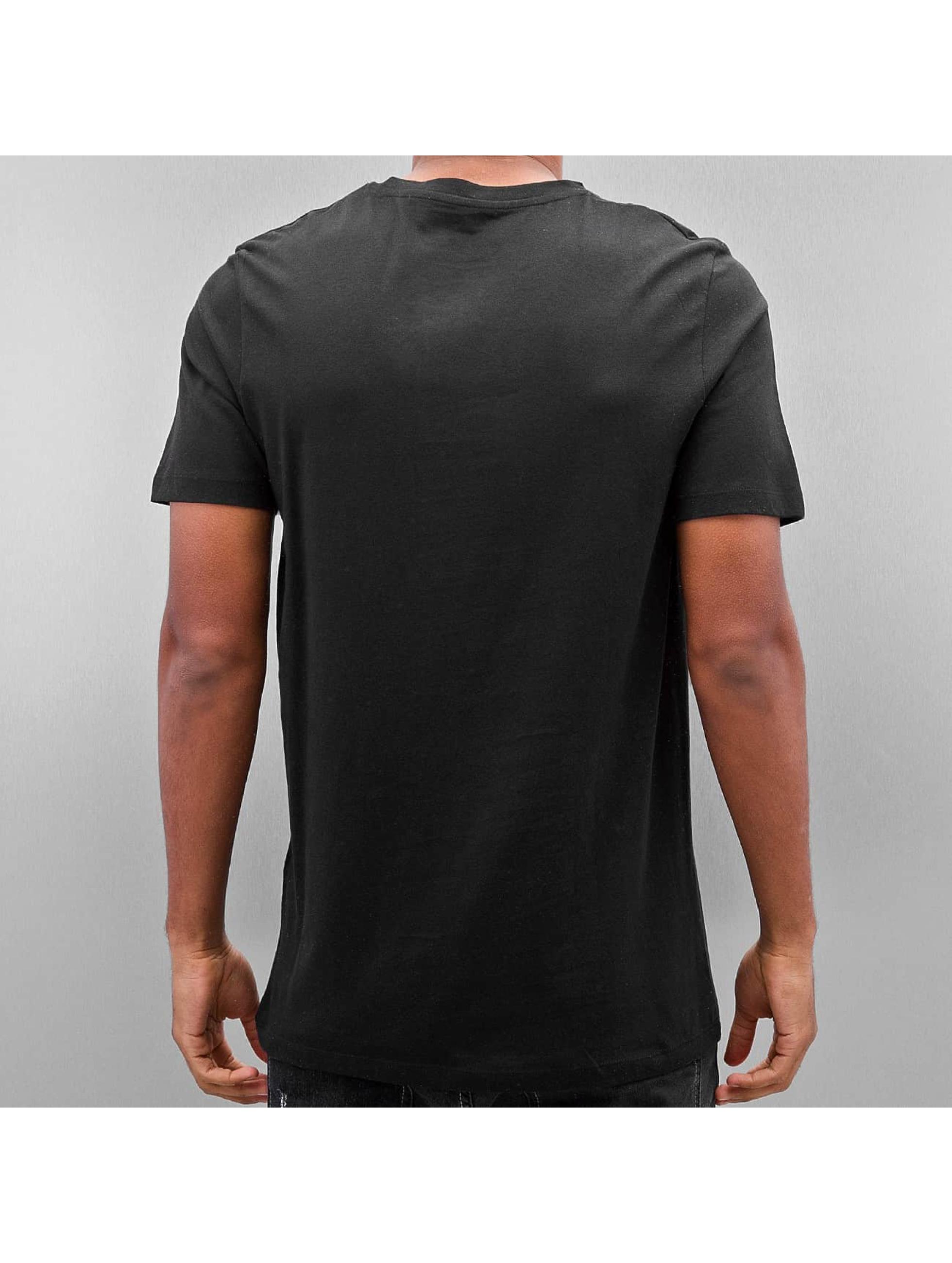 Jack & Jones T-paidat Jorsedret musta