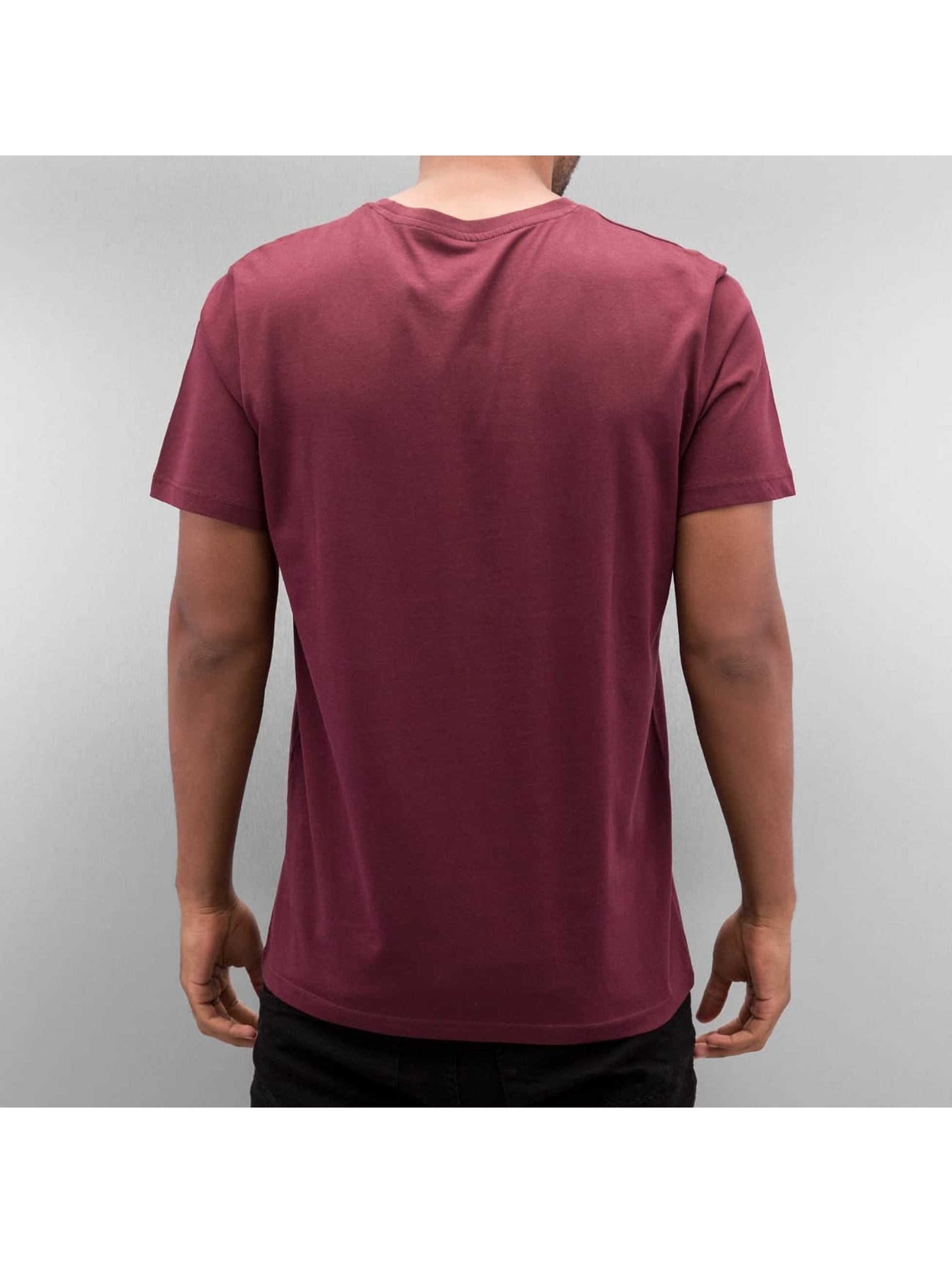 Jack & Jones T-paidat jcoTable punainen