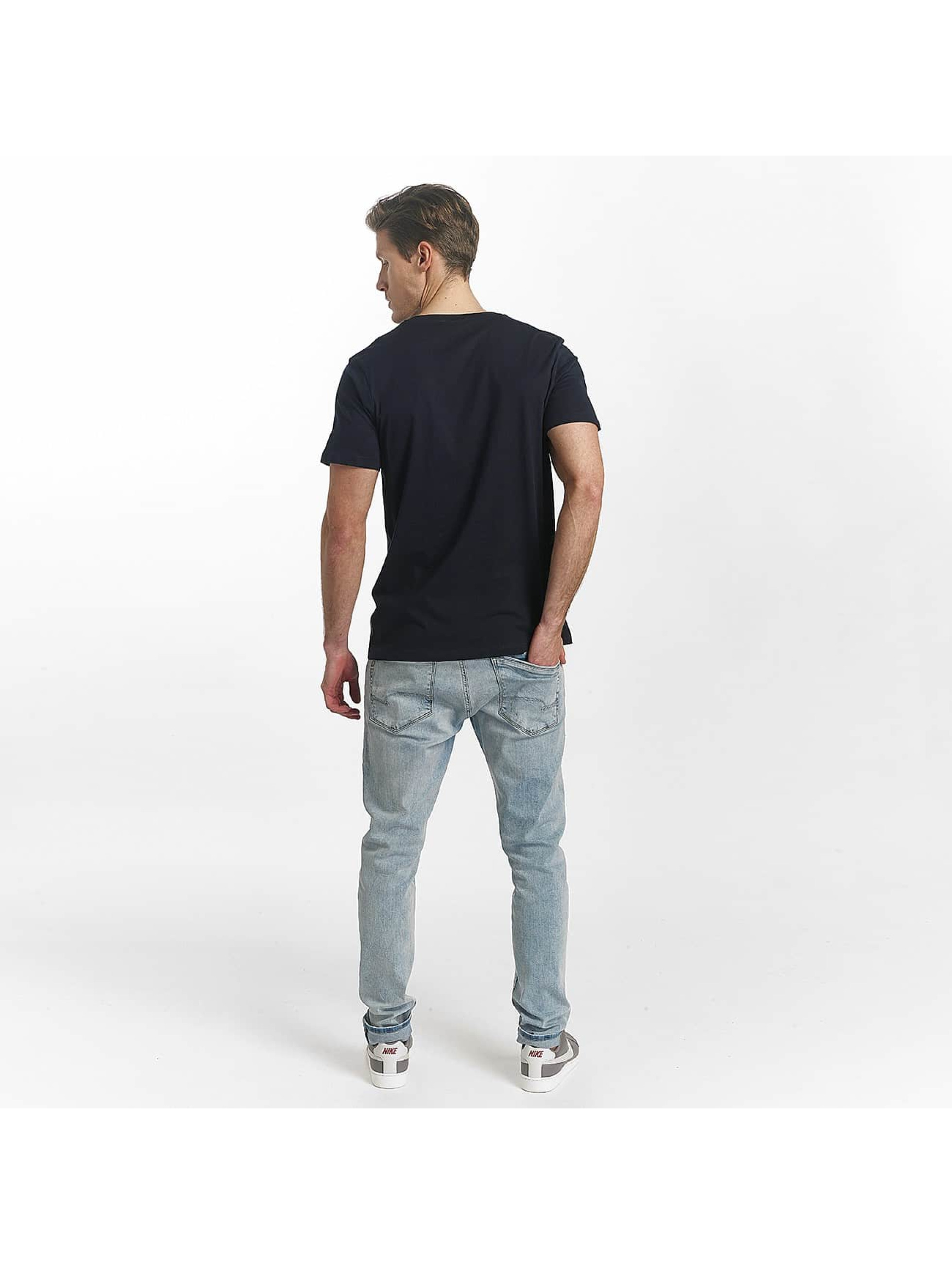 Jack & Jones T-paidat jcoLine sininen