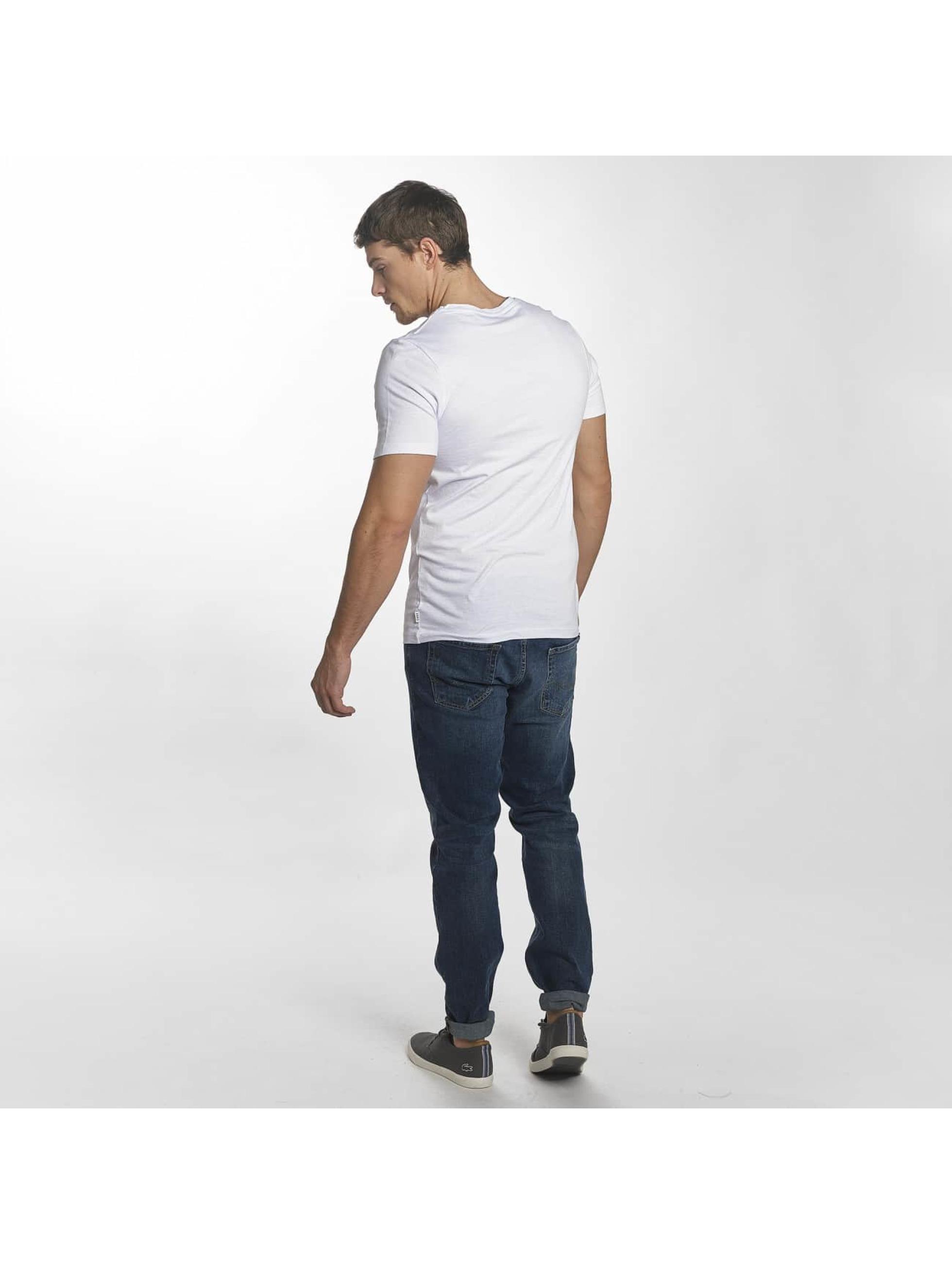Jack & Jones T-paidat jcoFly valkoinen