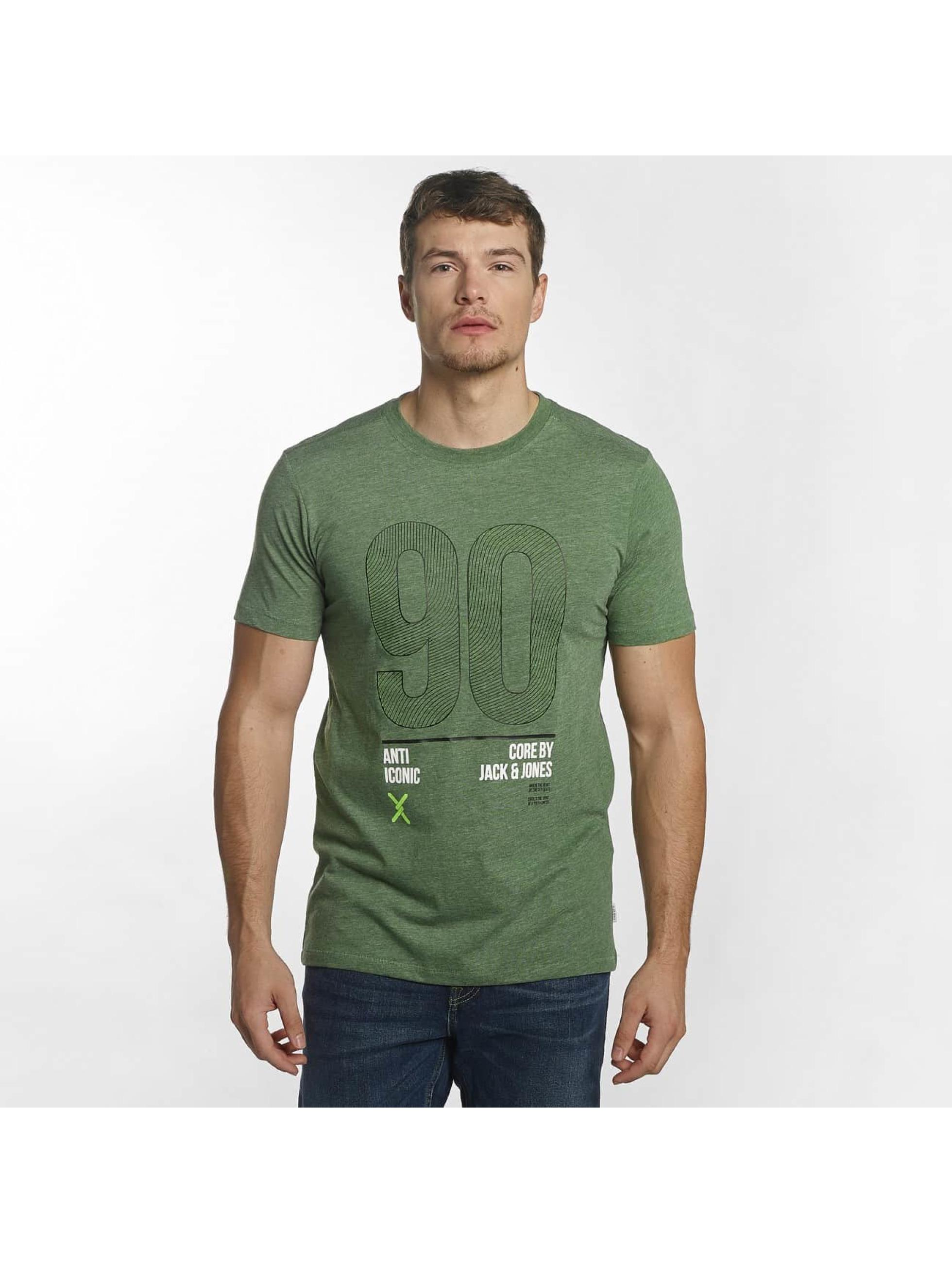 Jack & Jones T-paidat jcoLucas vihreä