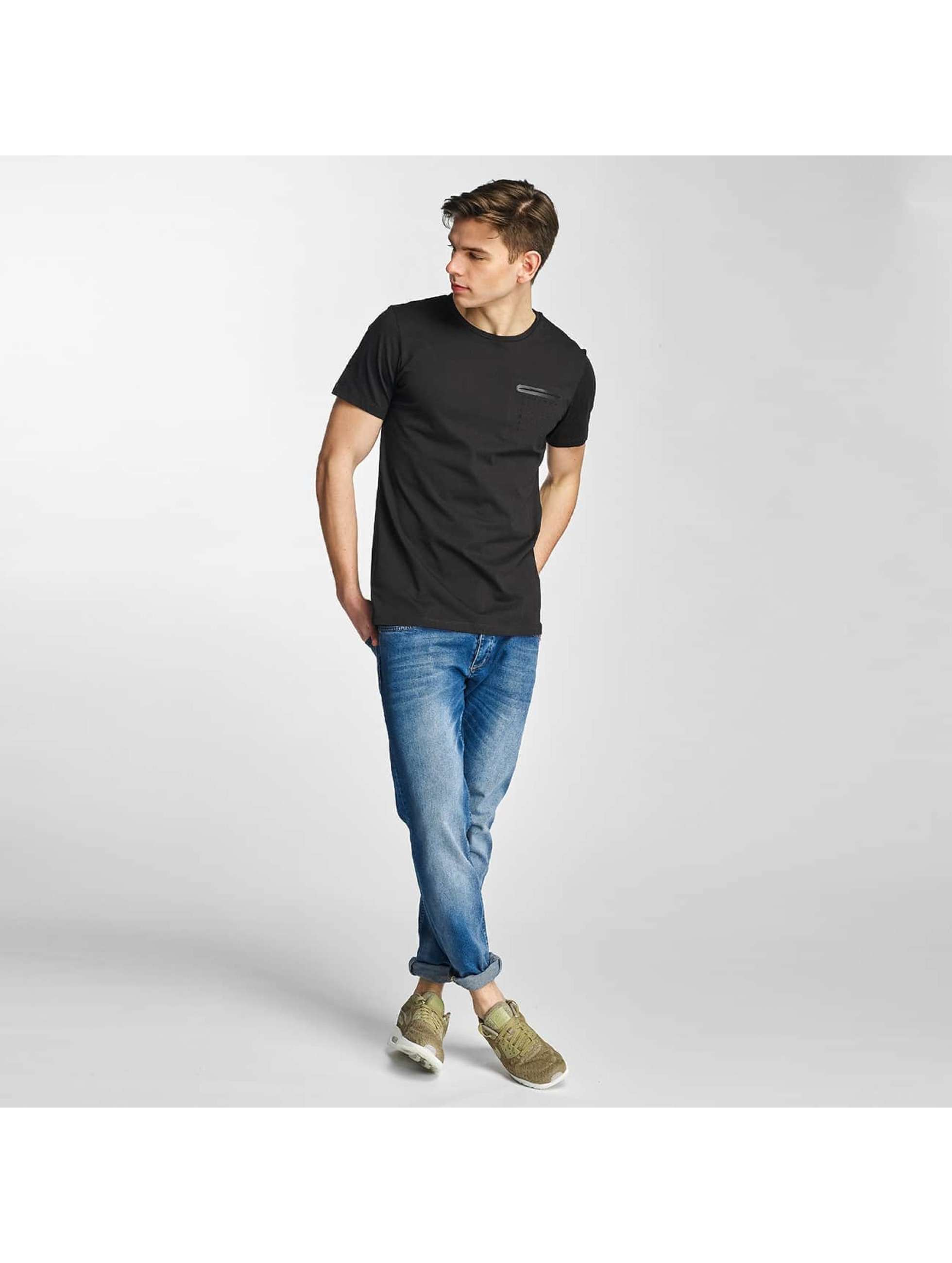 Jack & Jones T-Shirt jcoLinus black