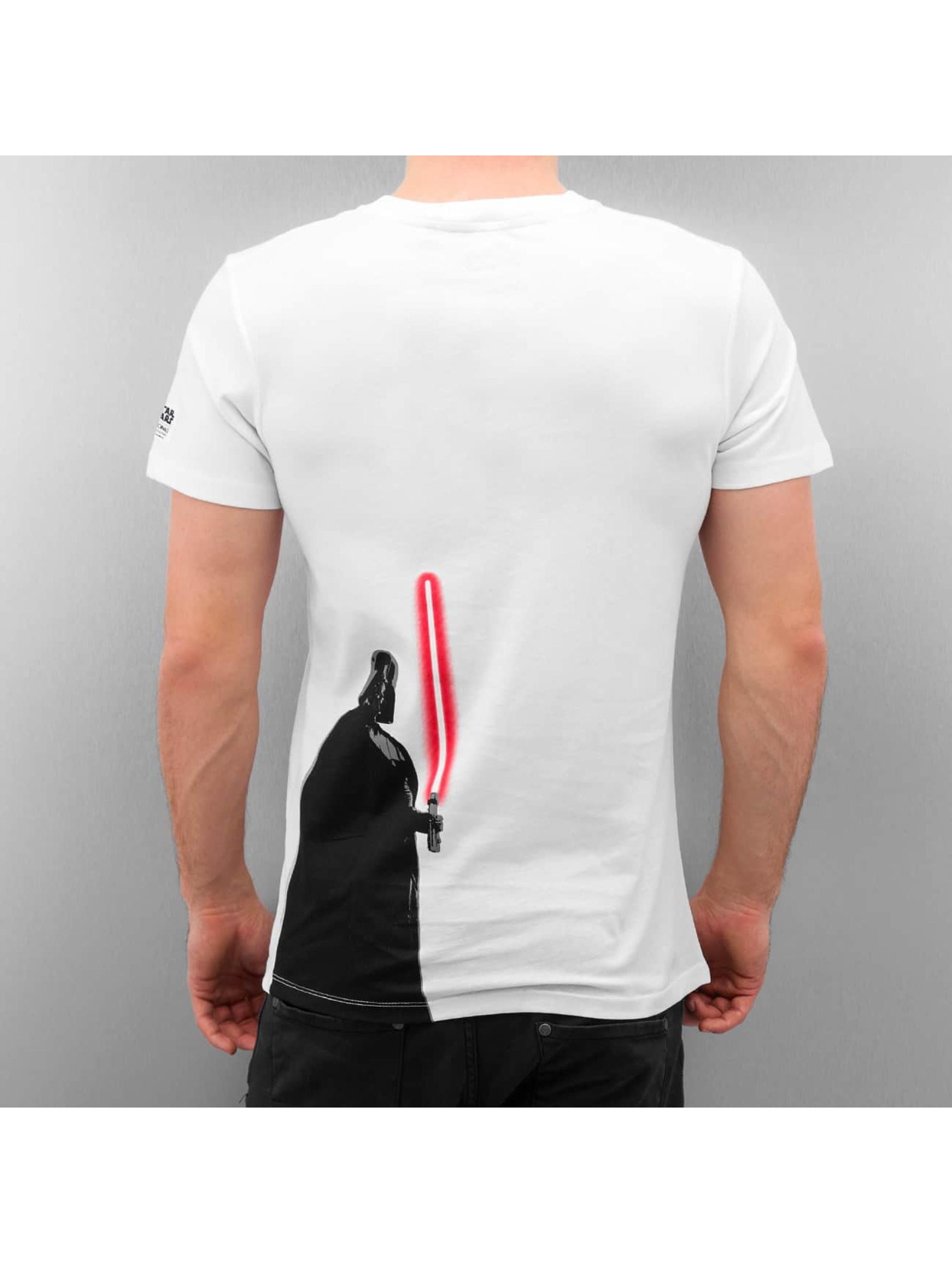 Jack & Jones T-Shirt jjVader blanc