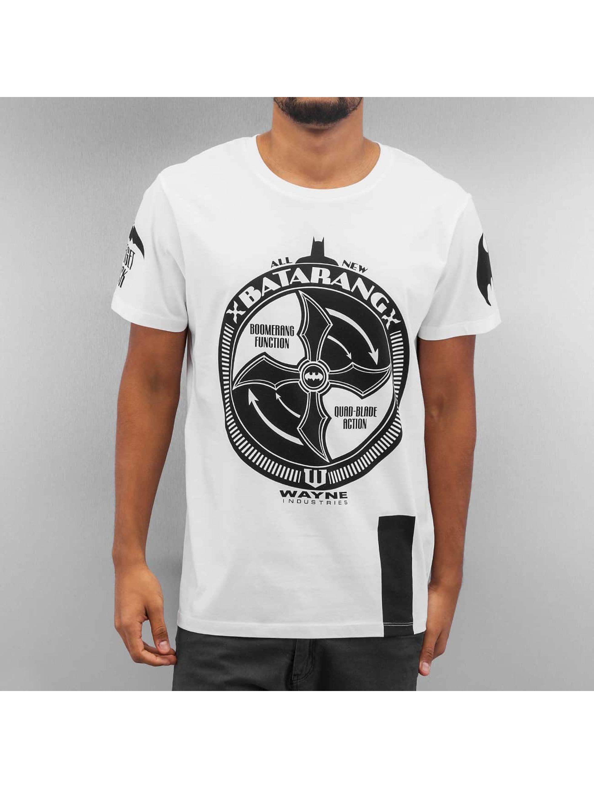 Jack & Jones T-Shirt jjBatman blanc