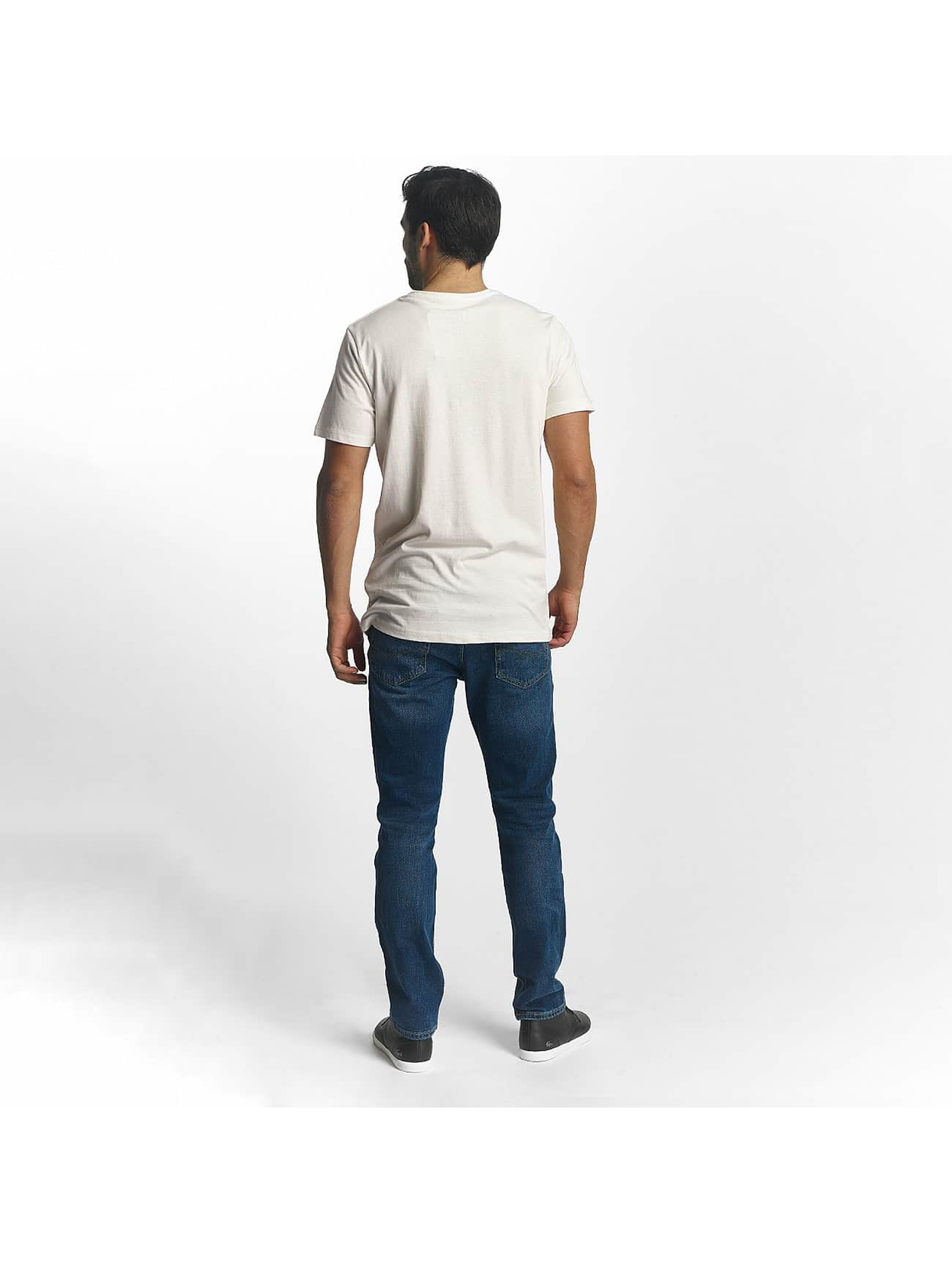 Jack & Jones T-Shirt Scully blanc