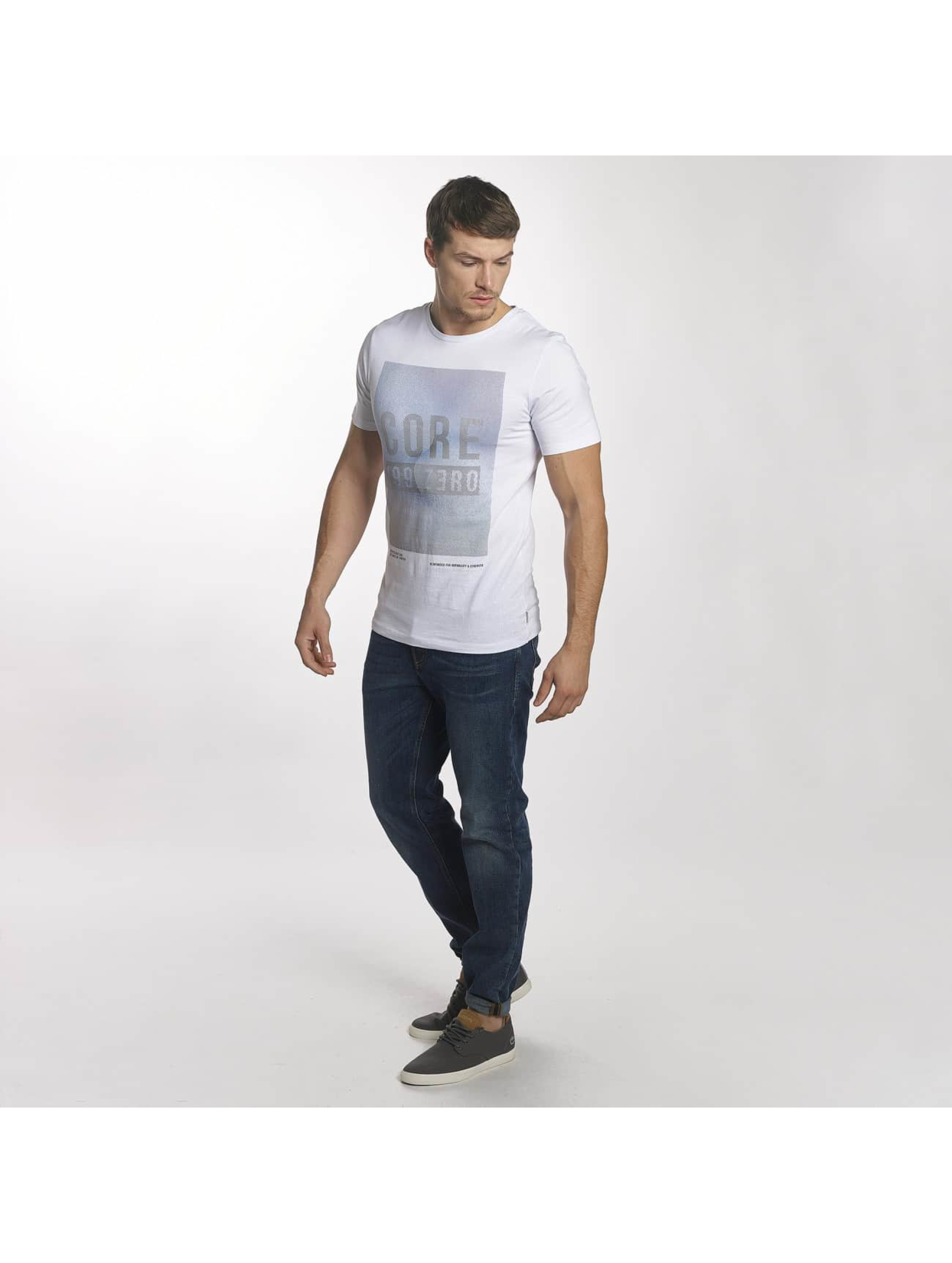 Jack & Jones T-Shirt jcoFly blanc