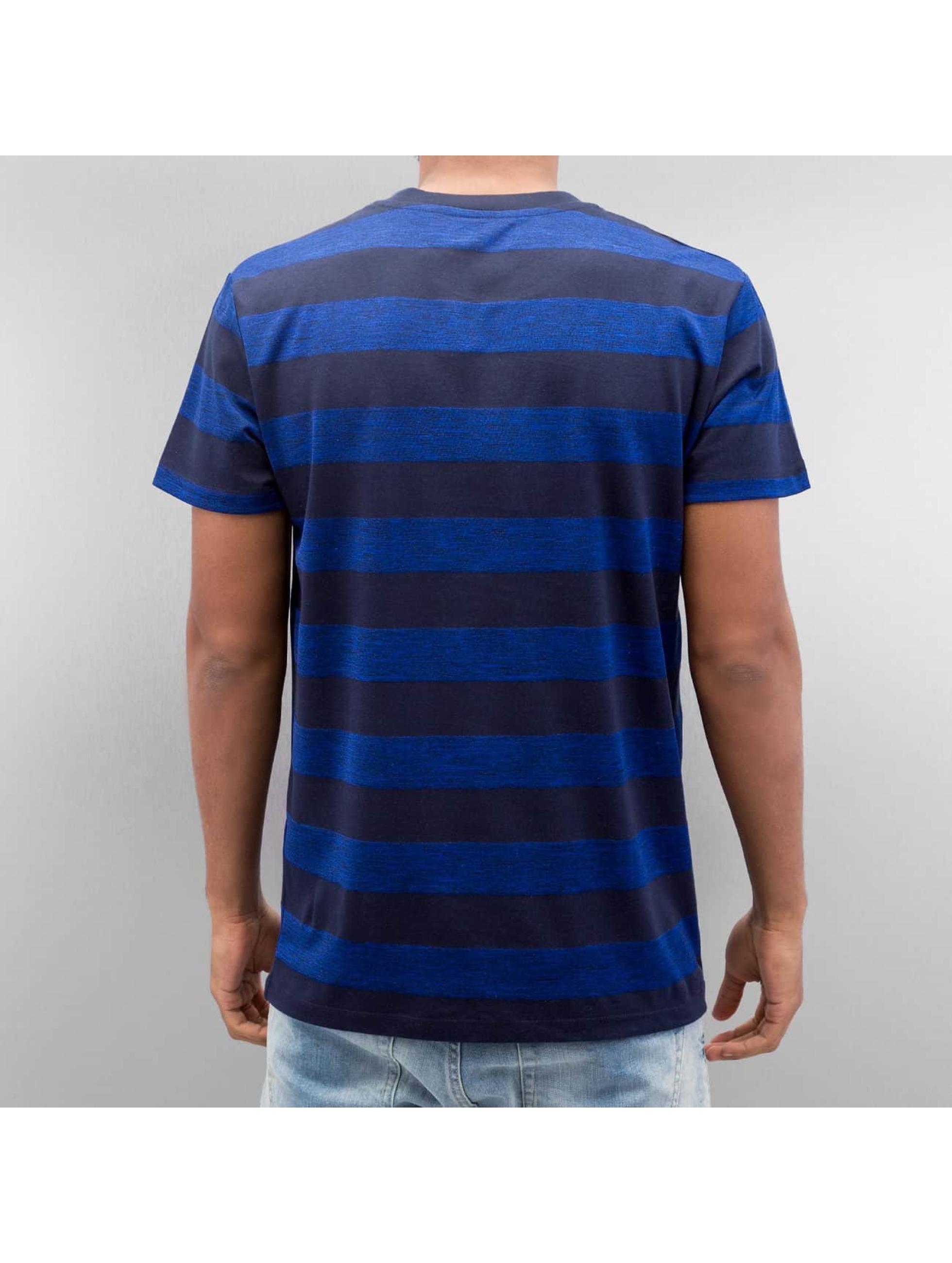 Jack & Jones T-Shirt jcoFest blau
