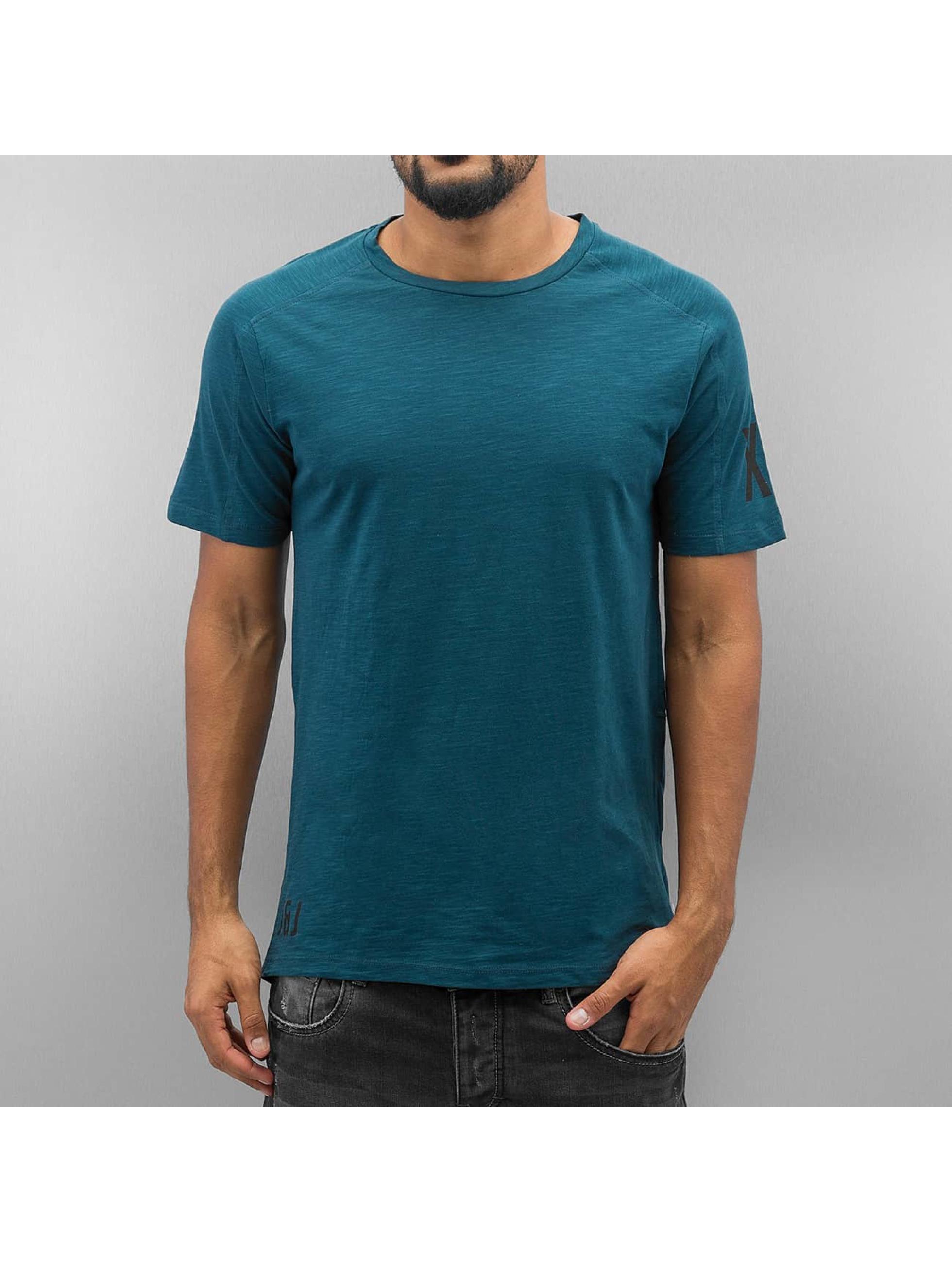 Jack & Jones T-Shirt jjcoZonkey blau