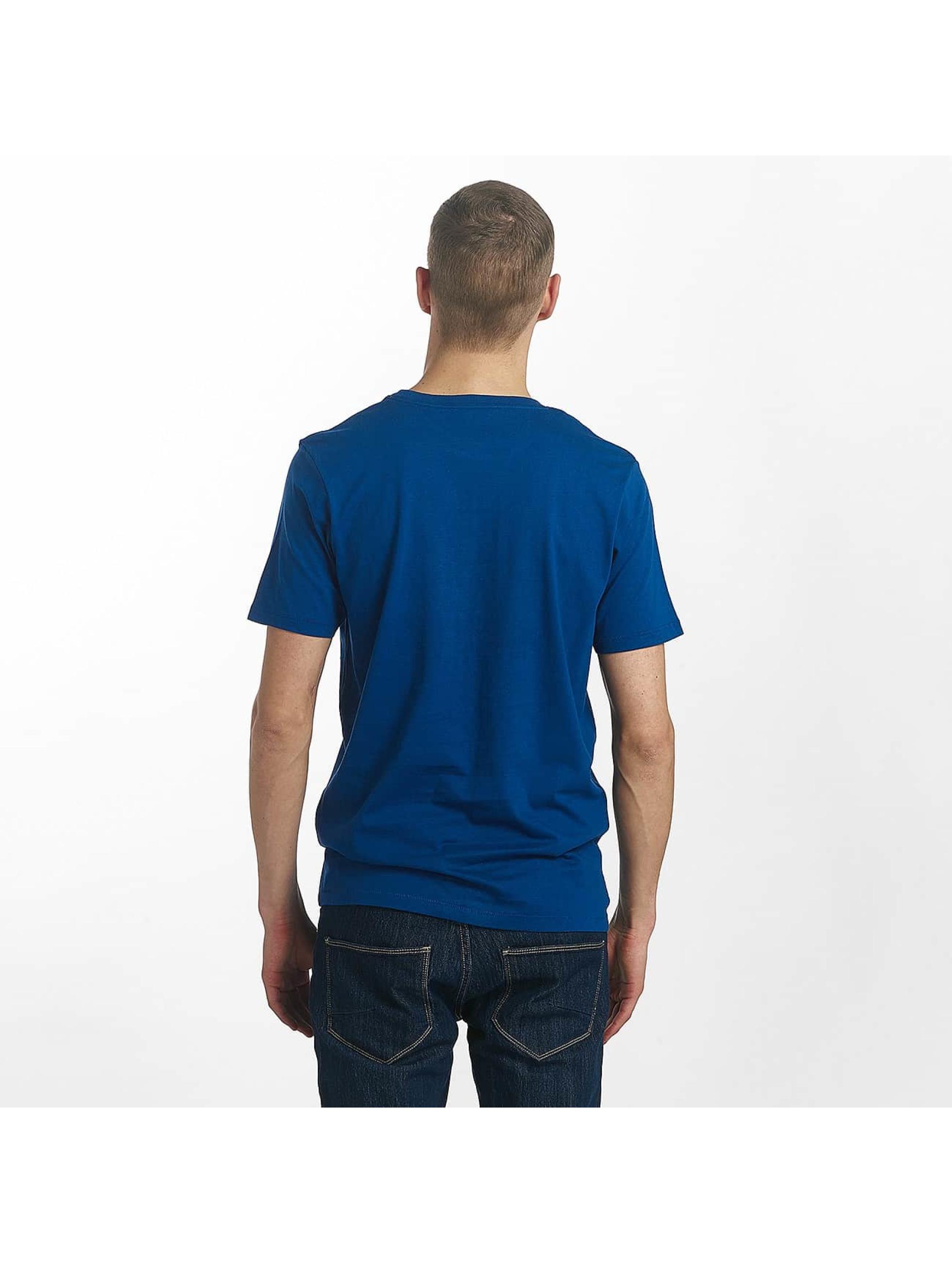 Jack & Jones T-Shirt jorStencild blau