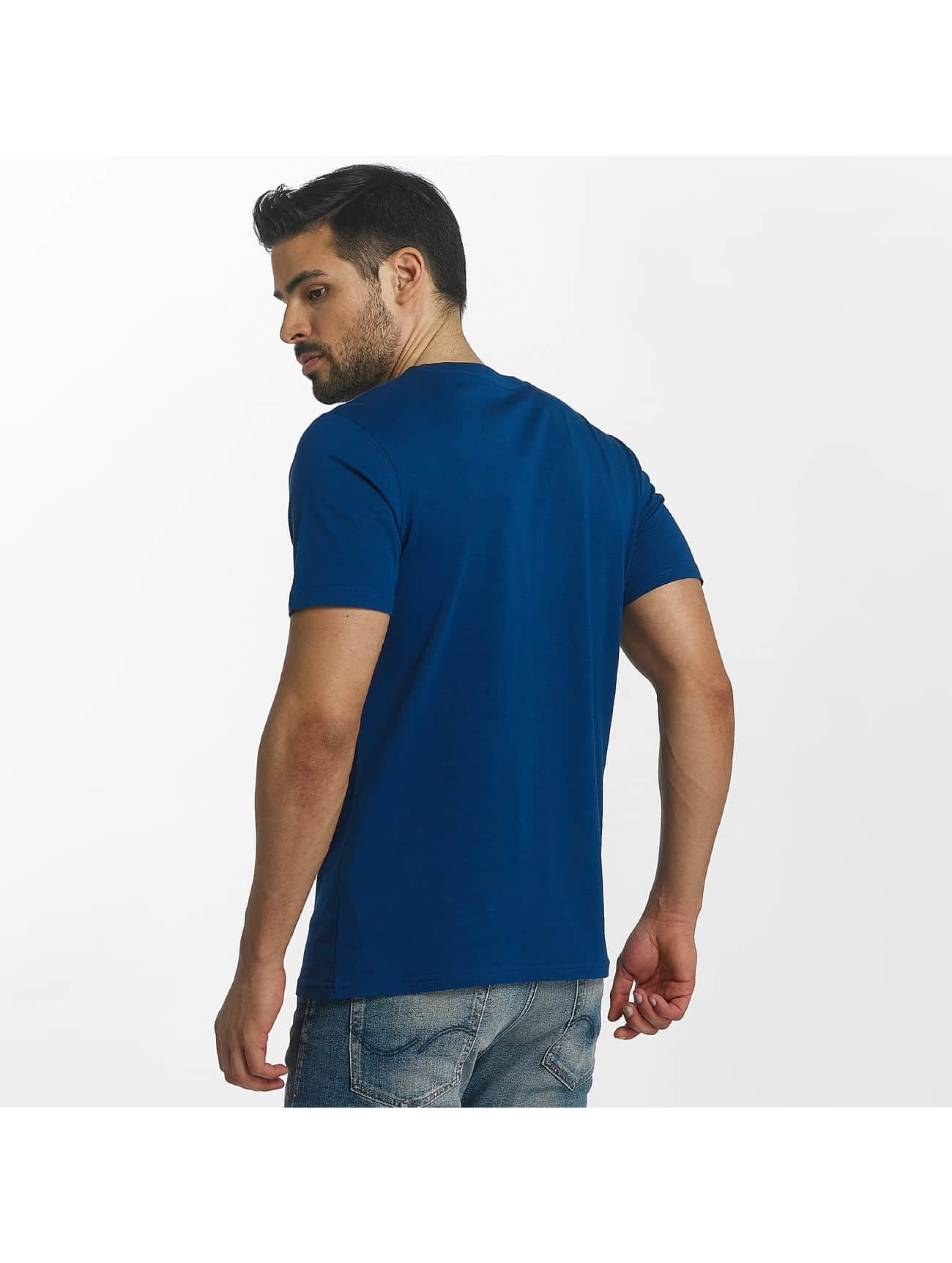 Jack & Jones T-Shirt jorSlack blau