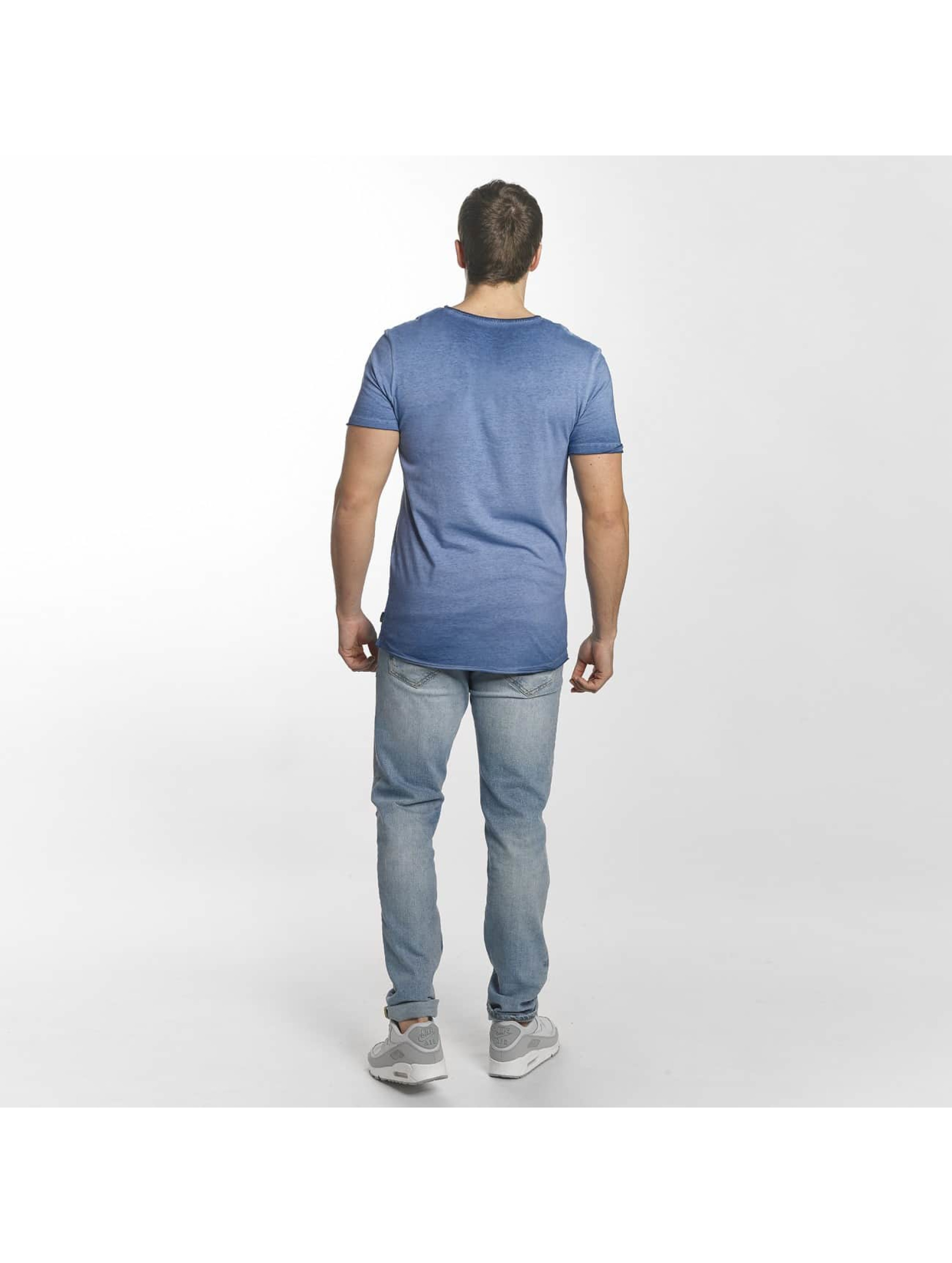 Jack & Jones T-Shirt jorDrapper blau