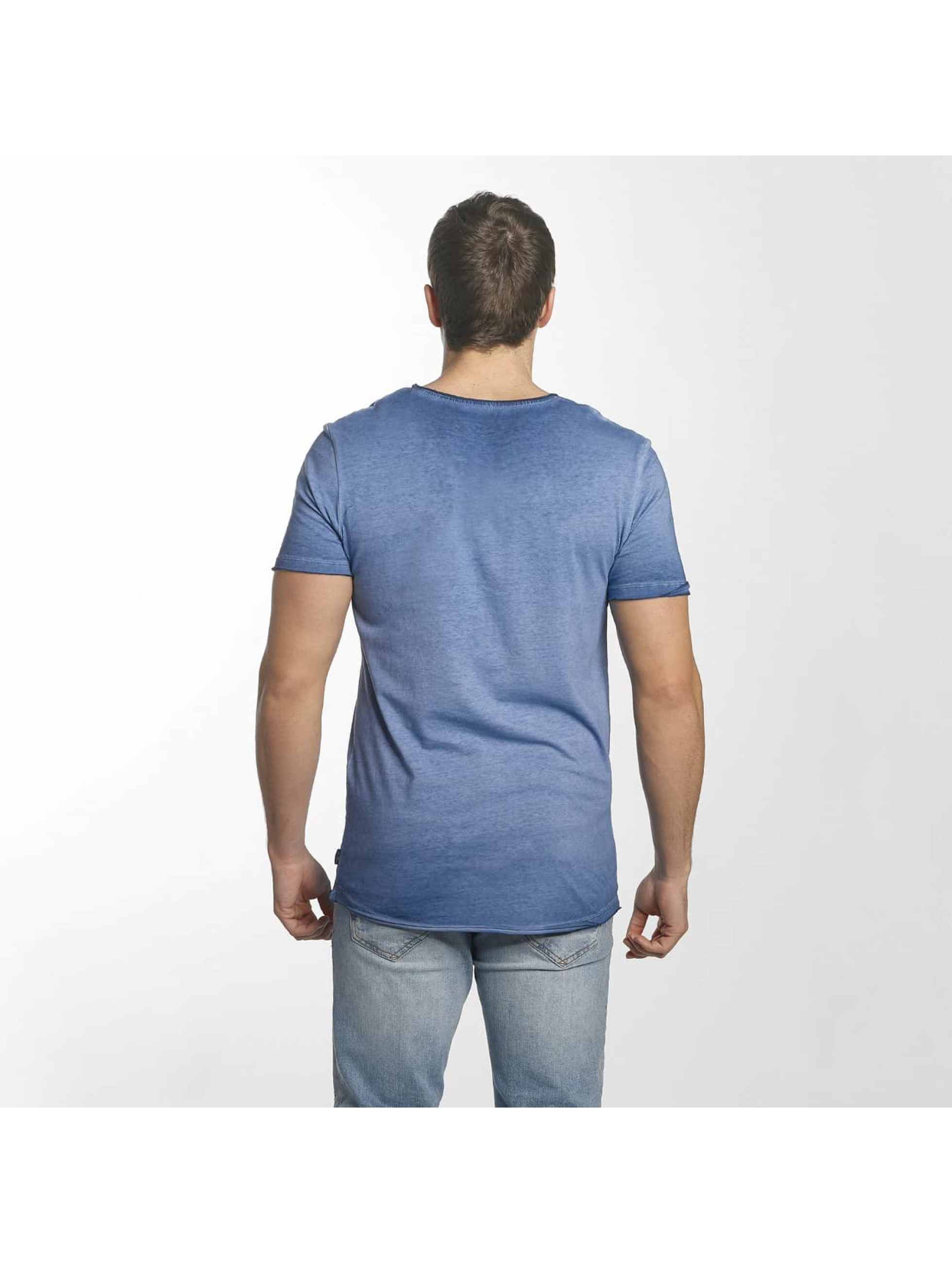 Jack & Jones t-shirt jorDrapper blauw
