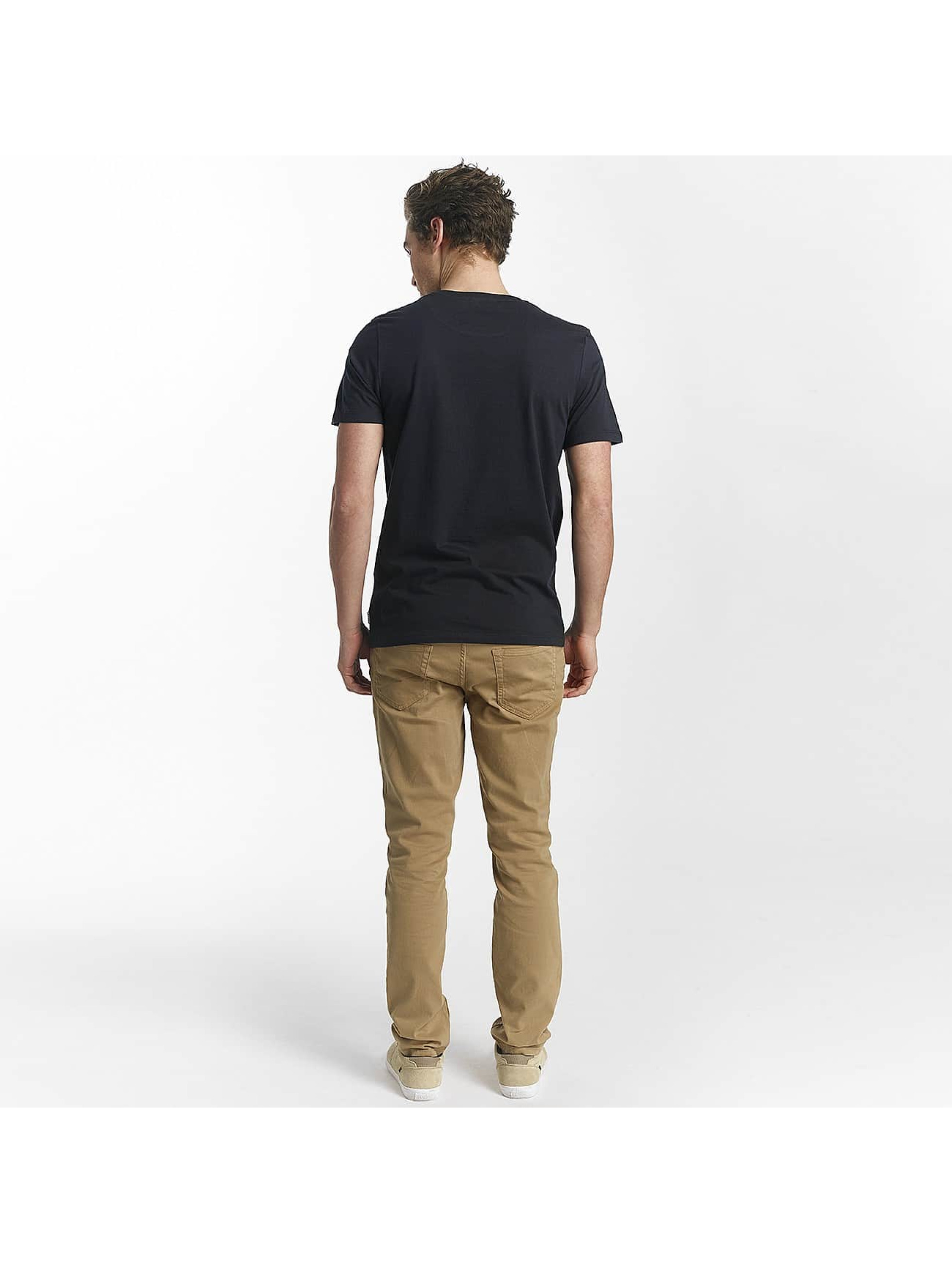 Jack & Jones T-Shirt jcoHunter bleu