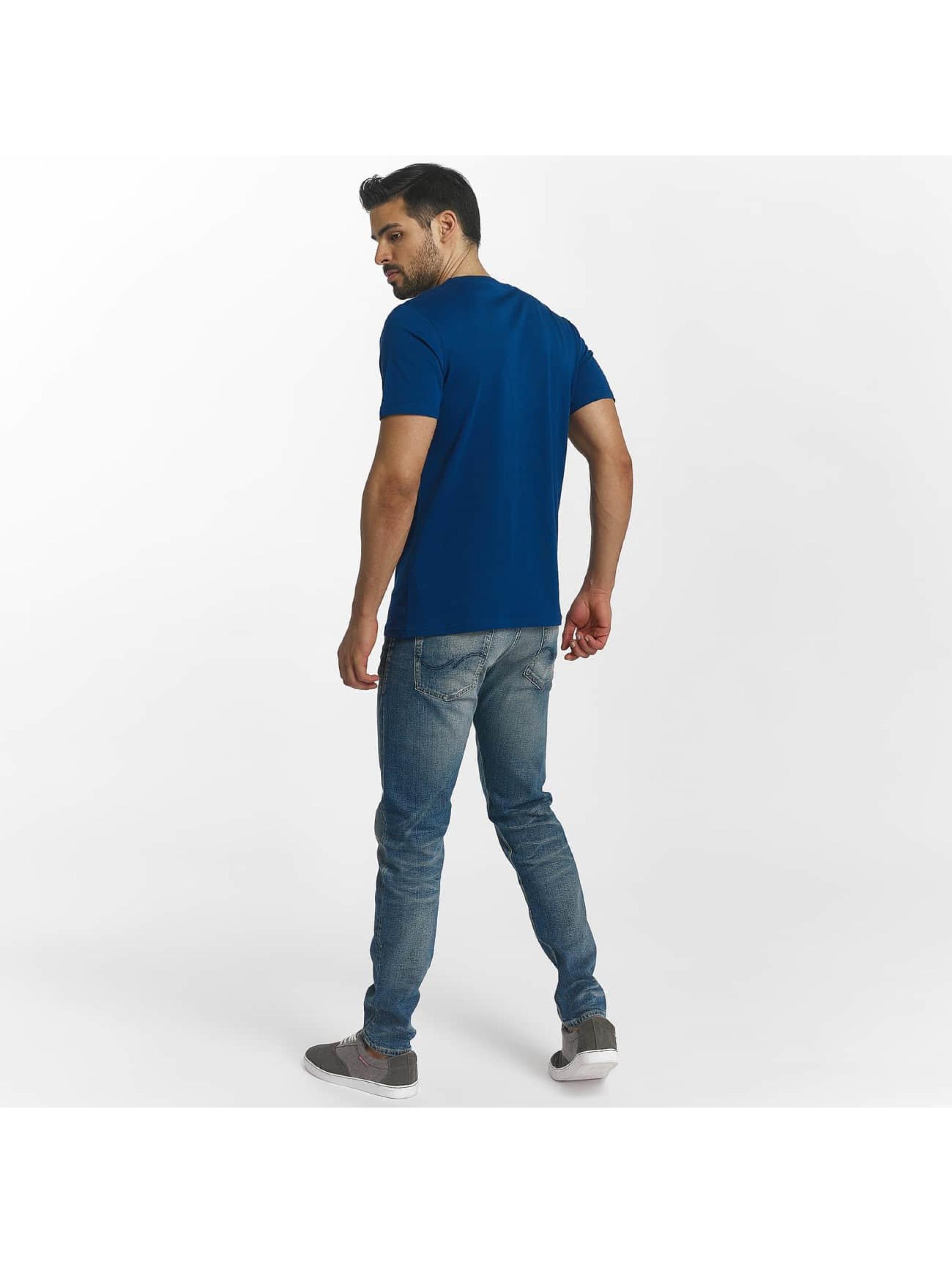 Jack & Jones T-Shirt jorSlack bleu