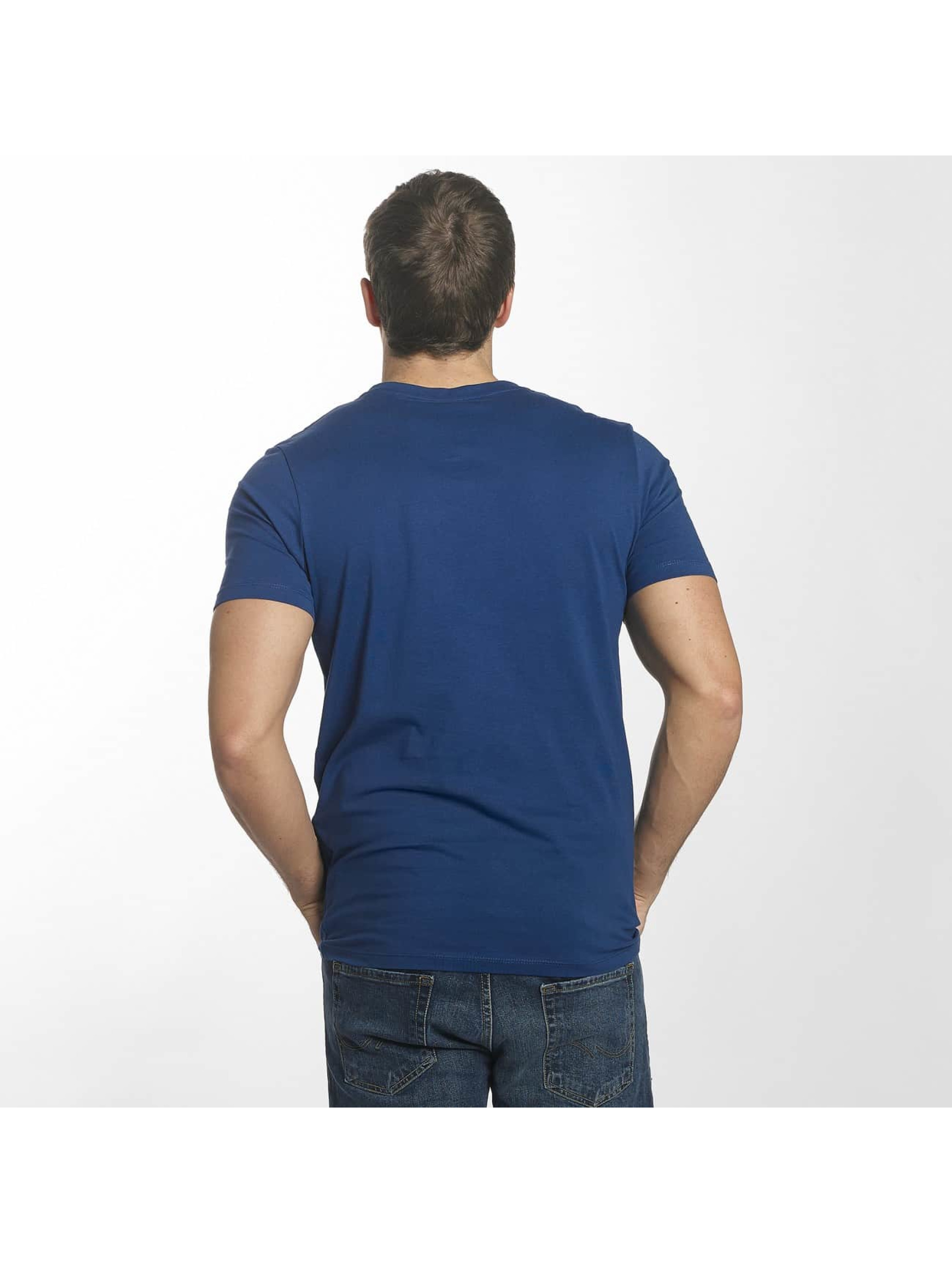 Jack & Jones T-Shirt jorMusai bleu