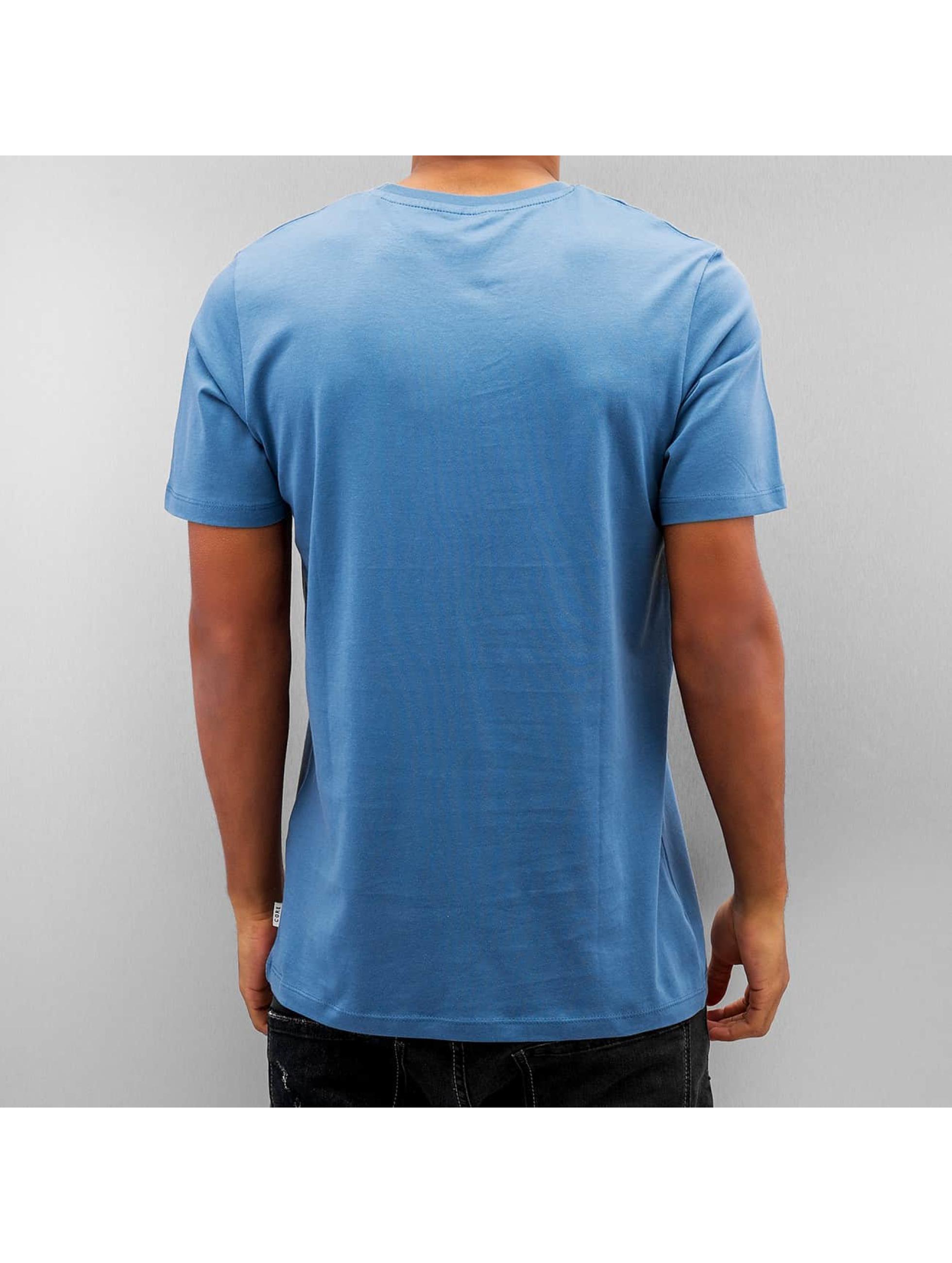 Jack & Jones T-Shirt jcoNero blue