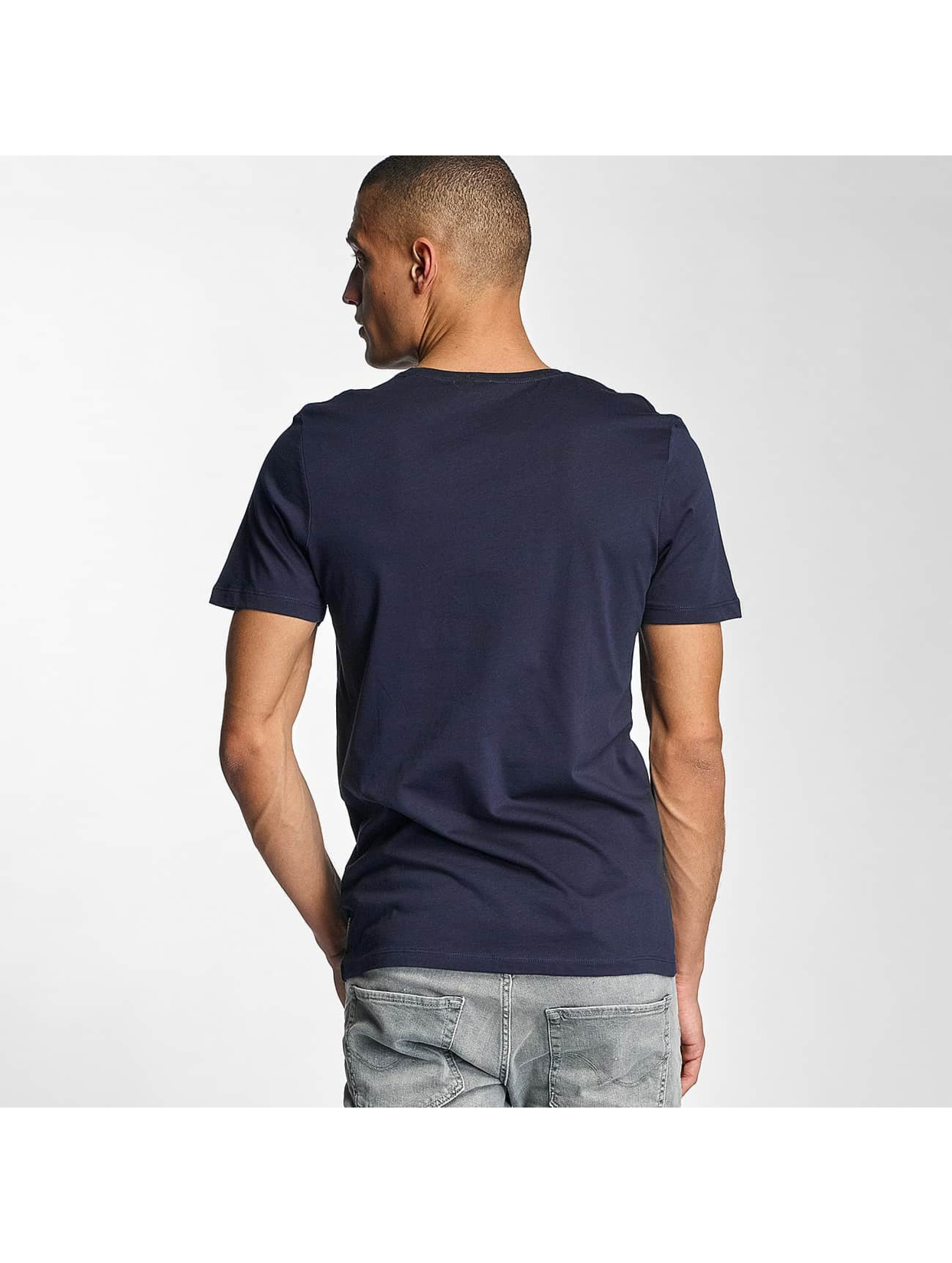 Jack & Jones T-Shirt jcoSora blue