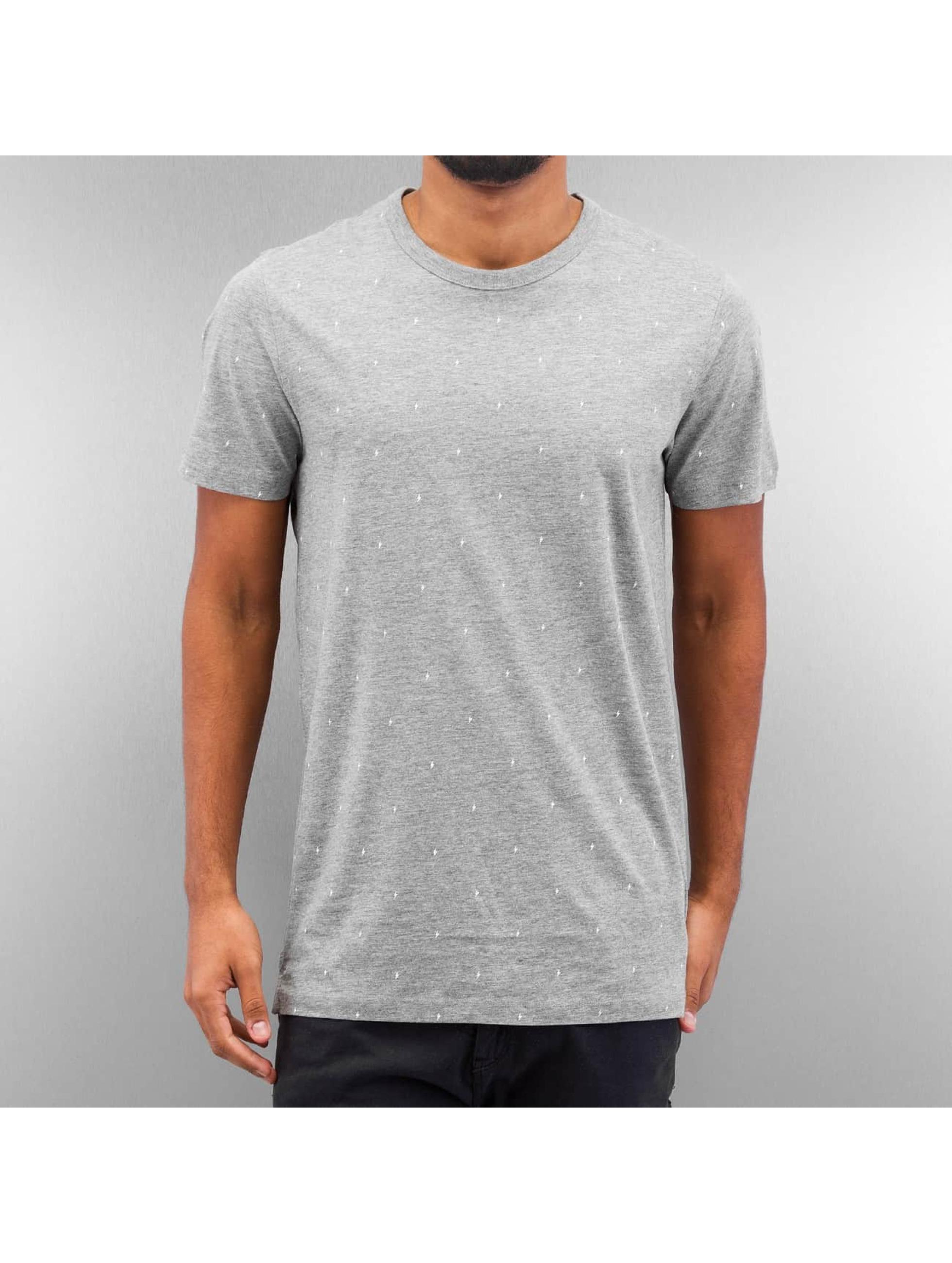T-Shirt jjLightning in grau