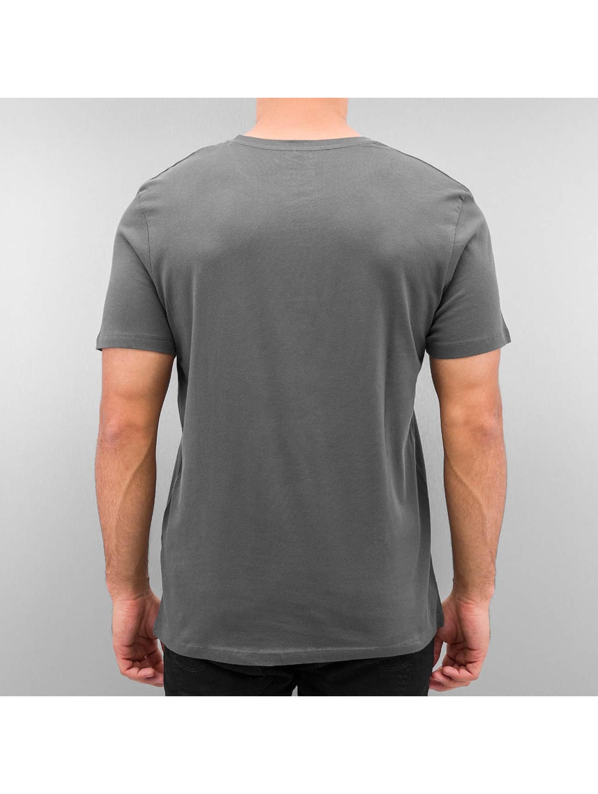 Jack & Jones T-Shirt jorLook grau