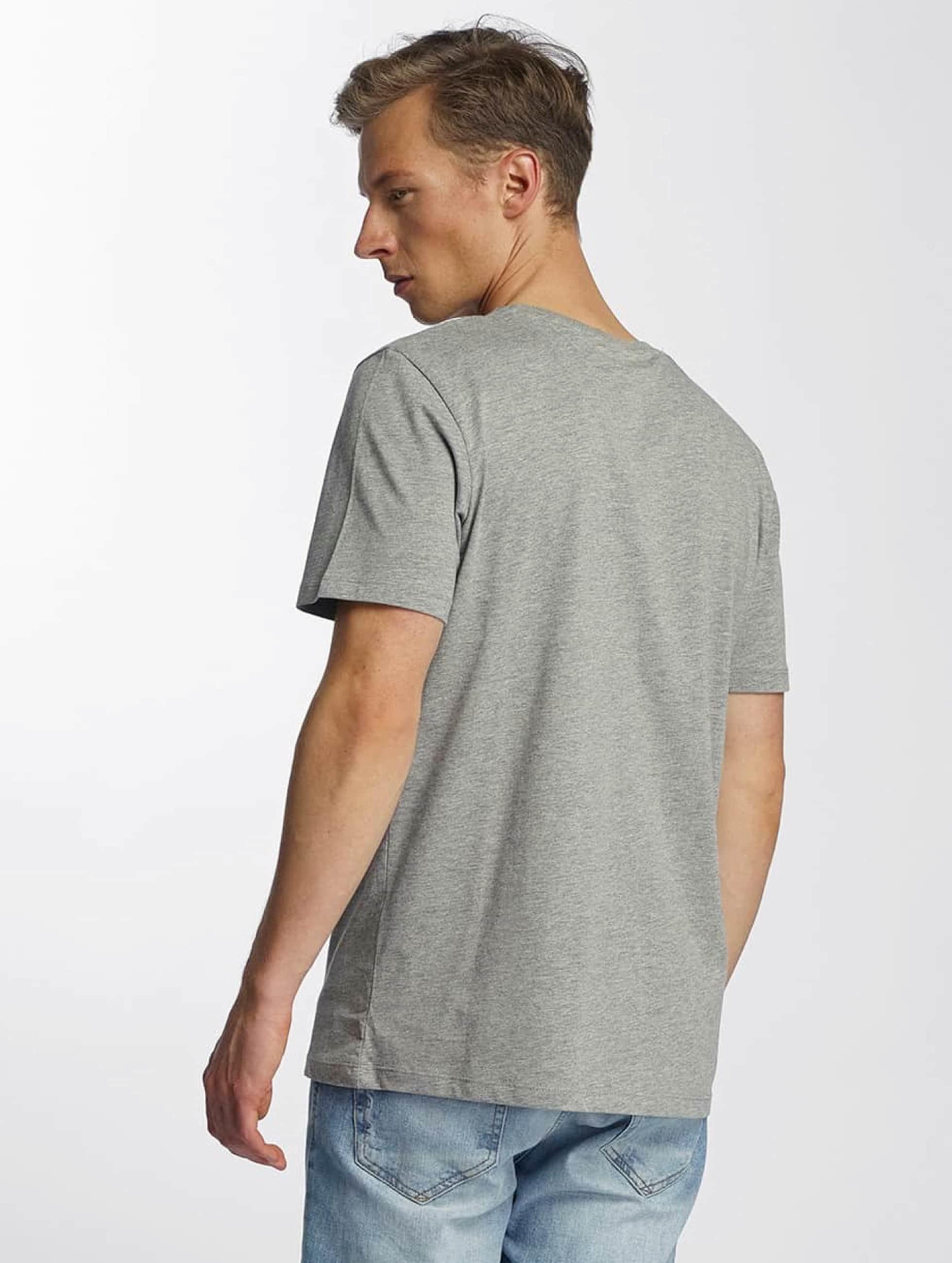 Jack & Jones T-Shirt jcoTable grau