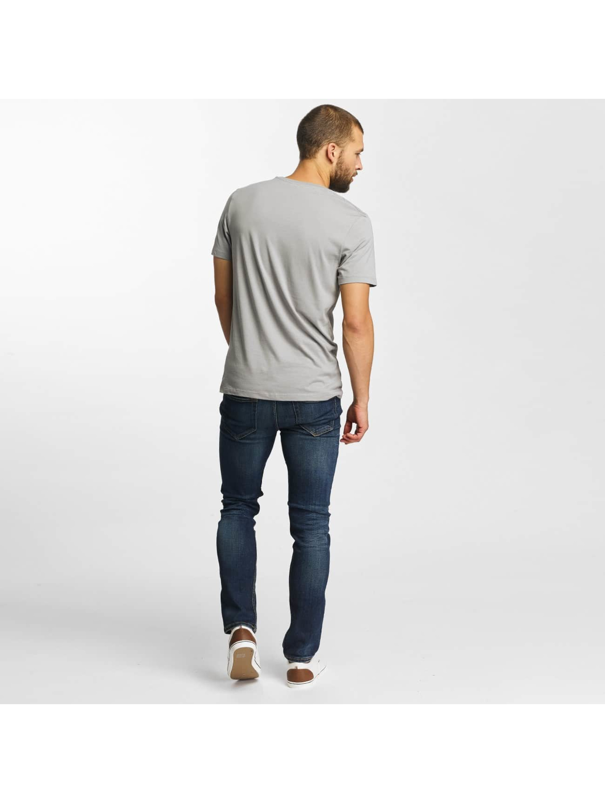 Jack & Jones T-Shirt jcoCharge grau