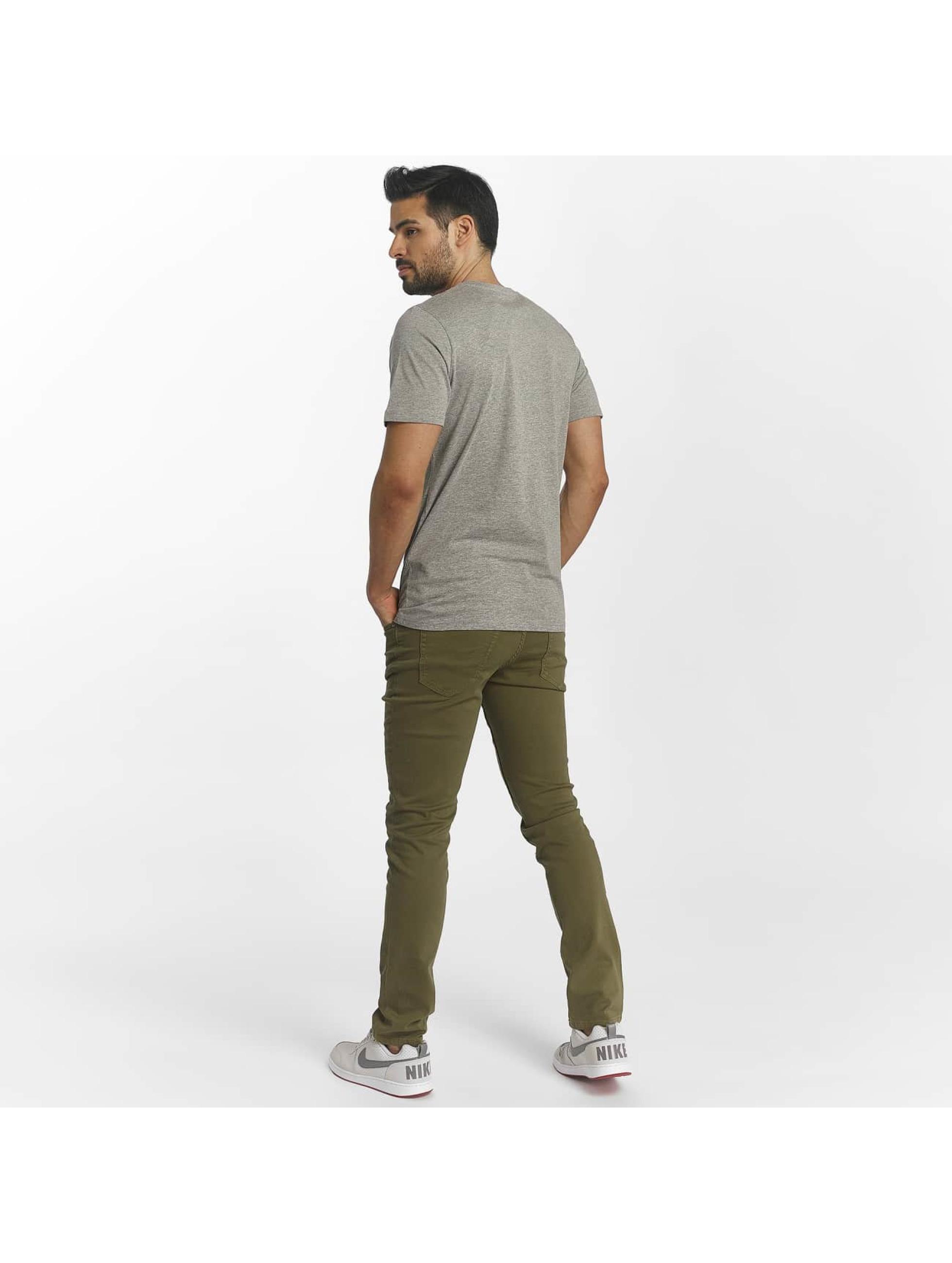 Jack & Jones T-Shirt jorSlack grau