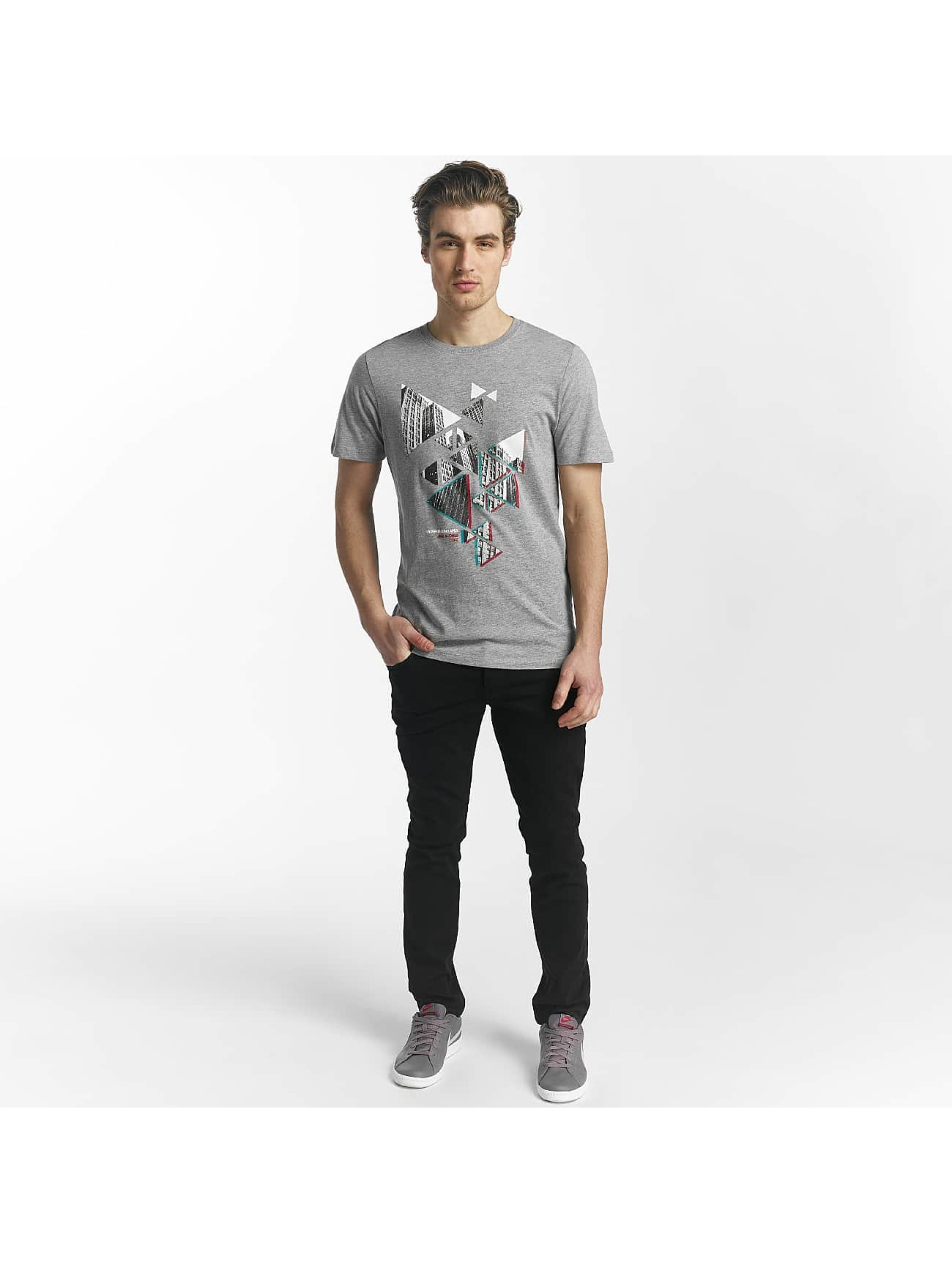 Jack & Jones T-Shirt jcoHunter gray