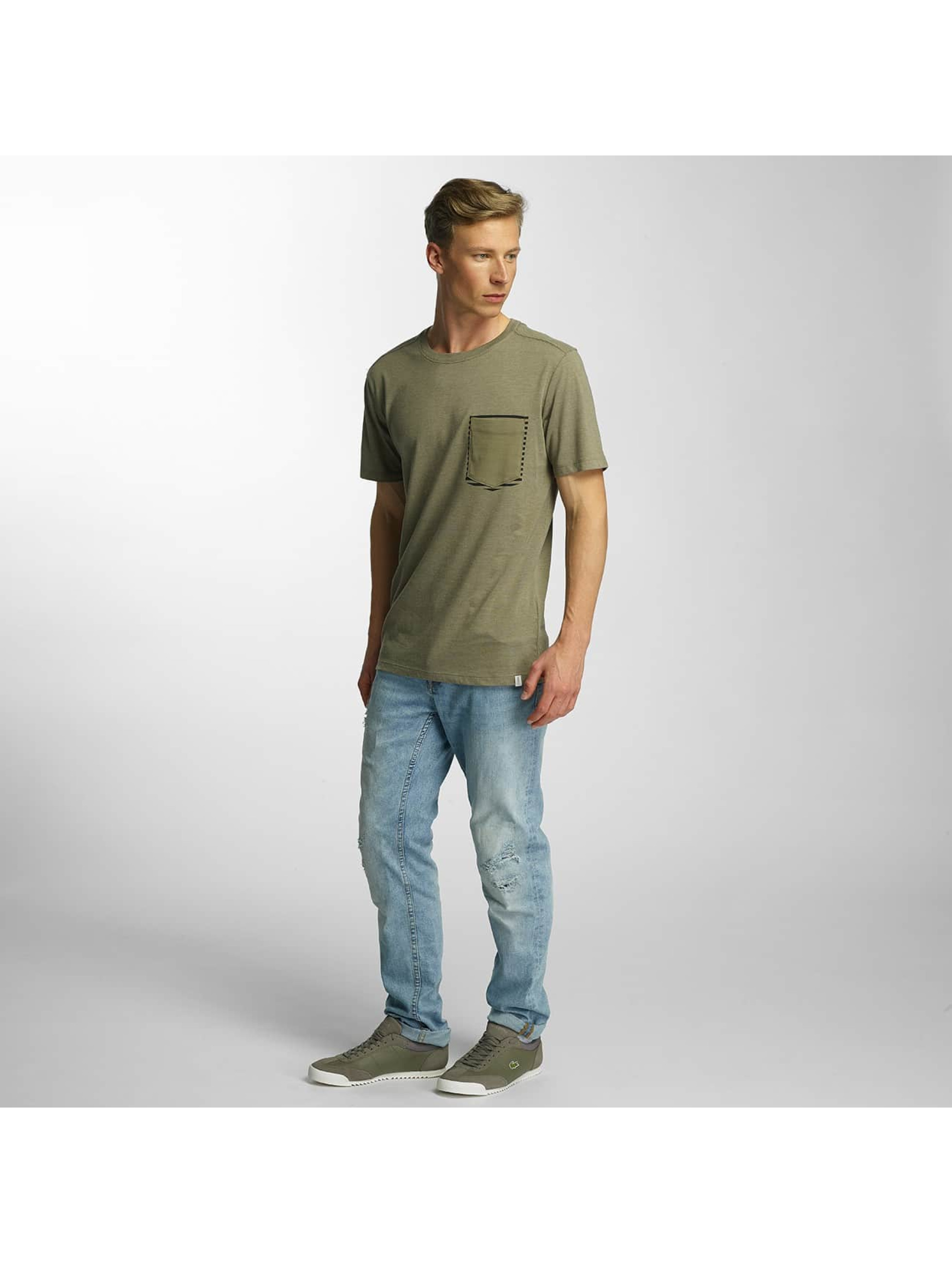 Jack & Jones T-Shirt jcoPuck green