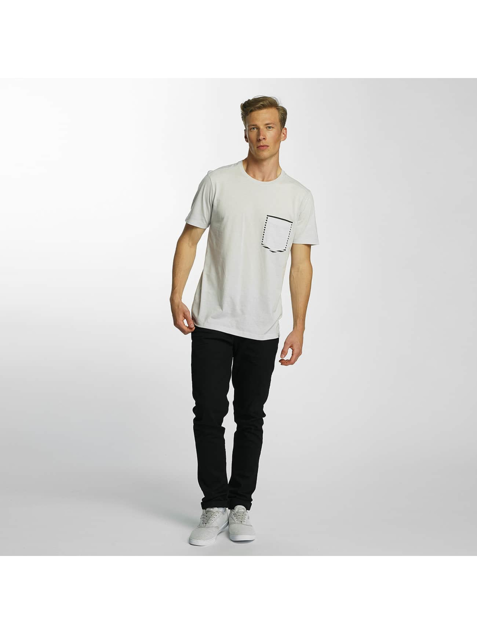 Jack & Jones T-Shirt jcoPuck grey