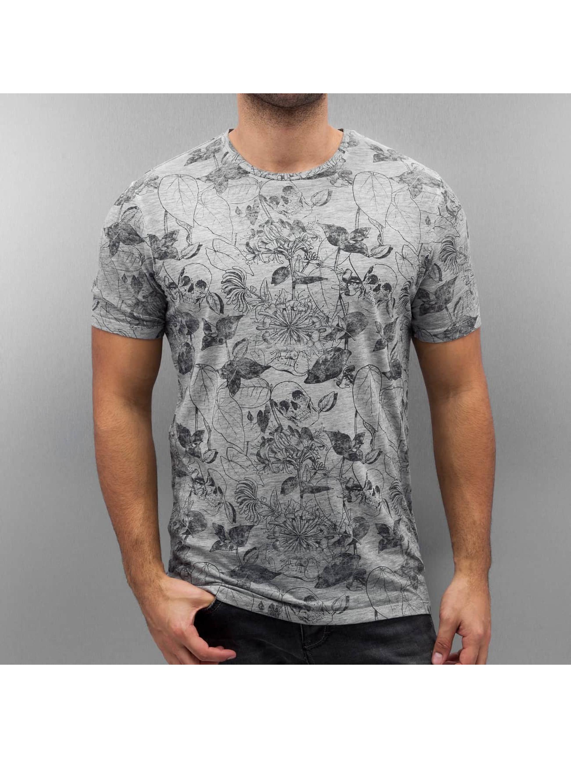 Jack & Jones T-Shirt jjorDany grey