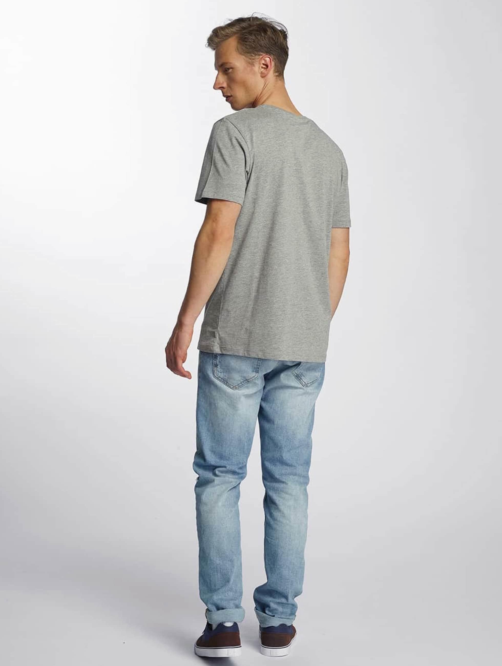 Jack & Jones t-shirt jcoTable grijs