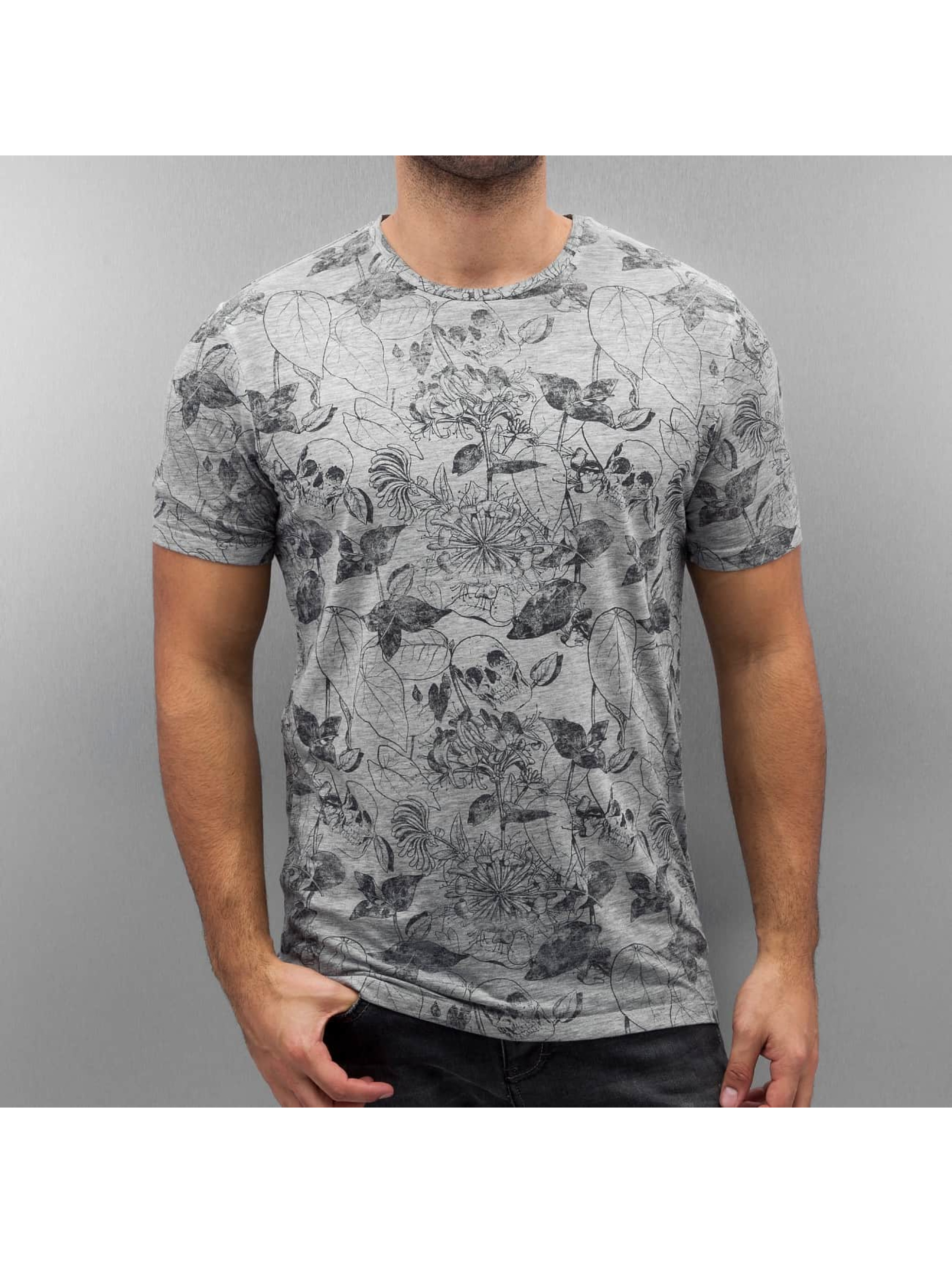 Jack & Jones t-shirt jjorDany grijs