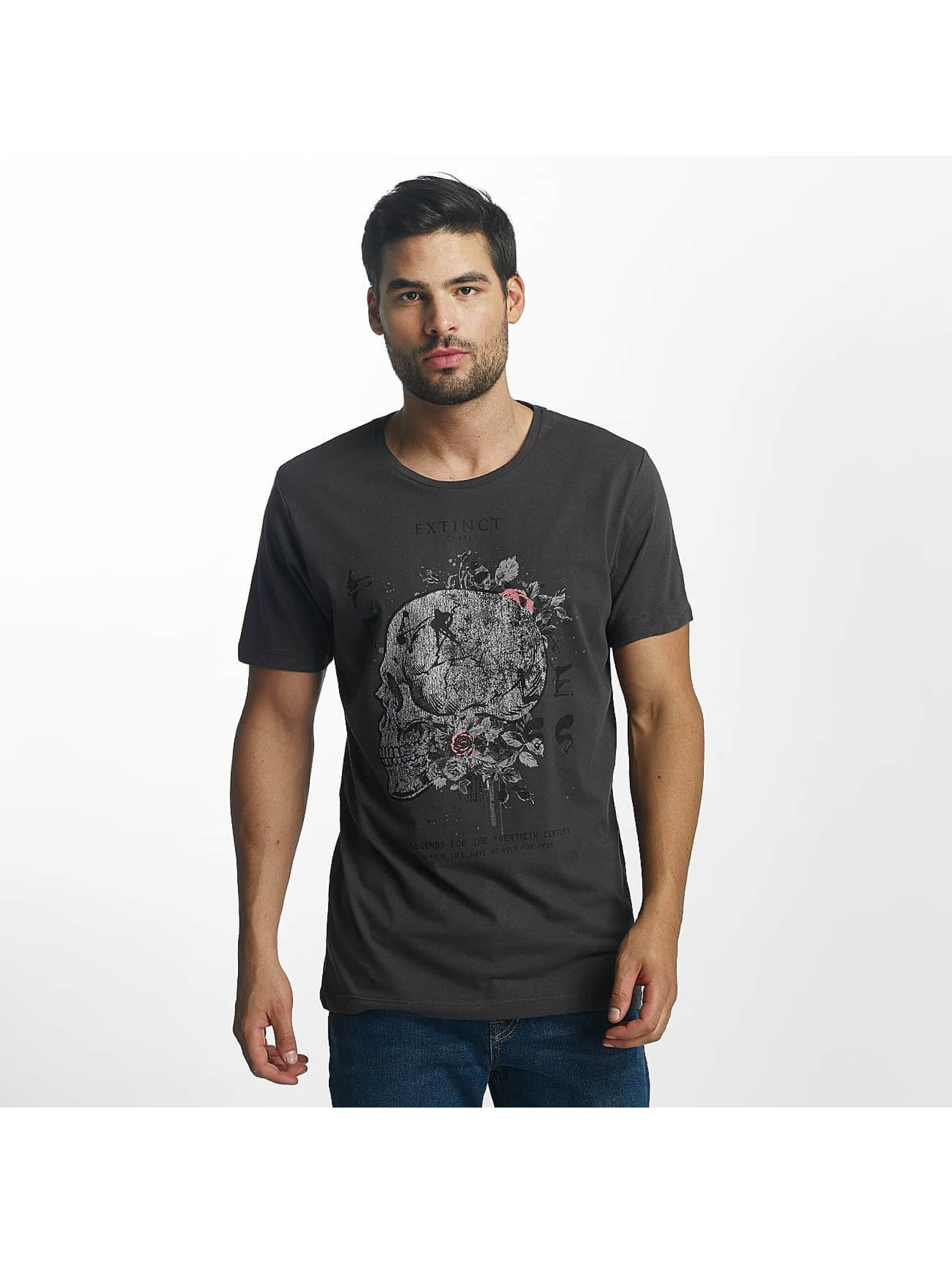 Jack & Jones T-Shirt Scully Tee gris