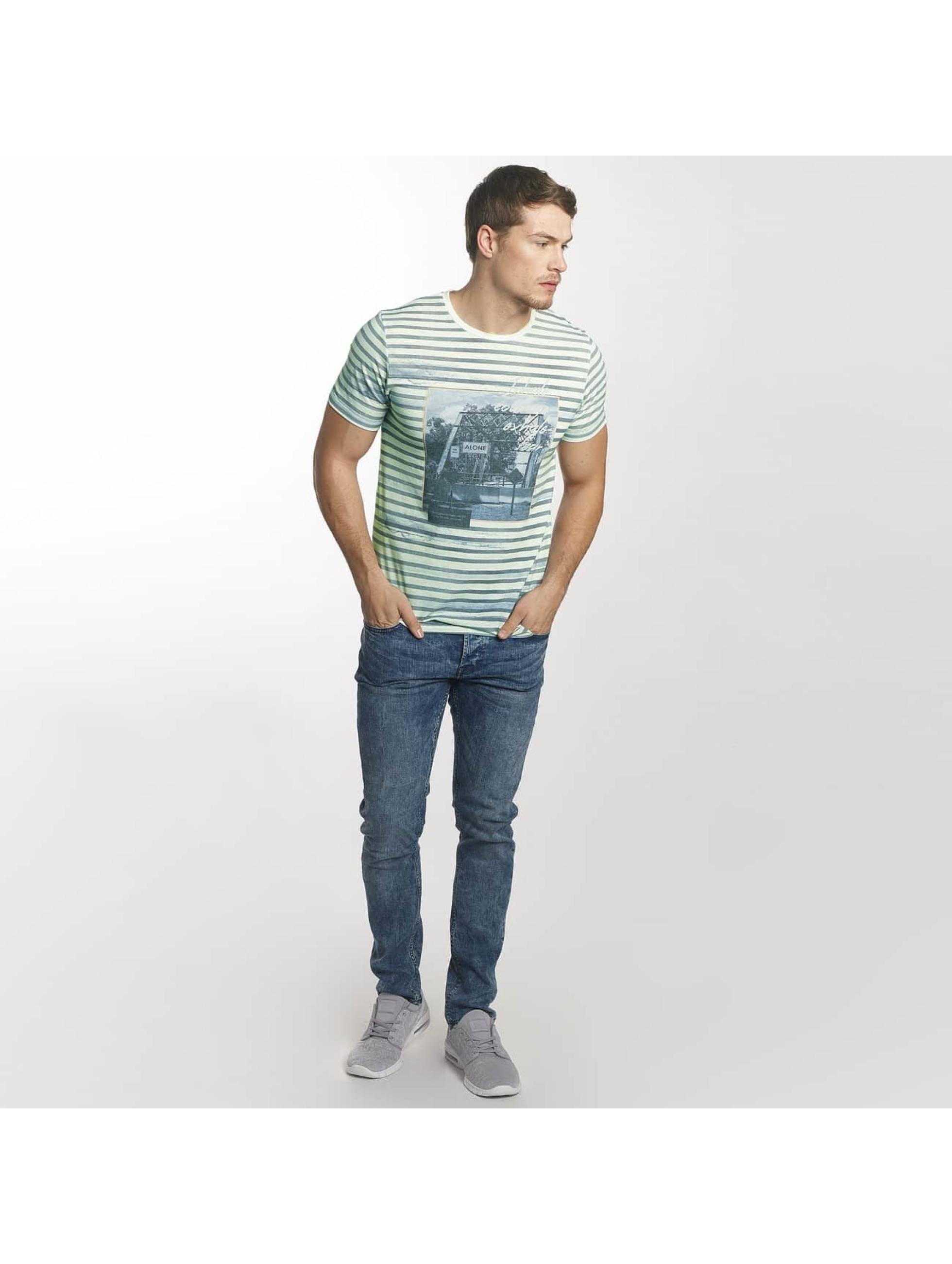 Jack & Jones T-Shirt jorSundown gris