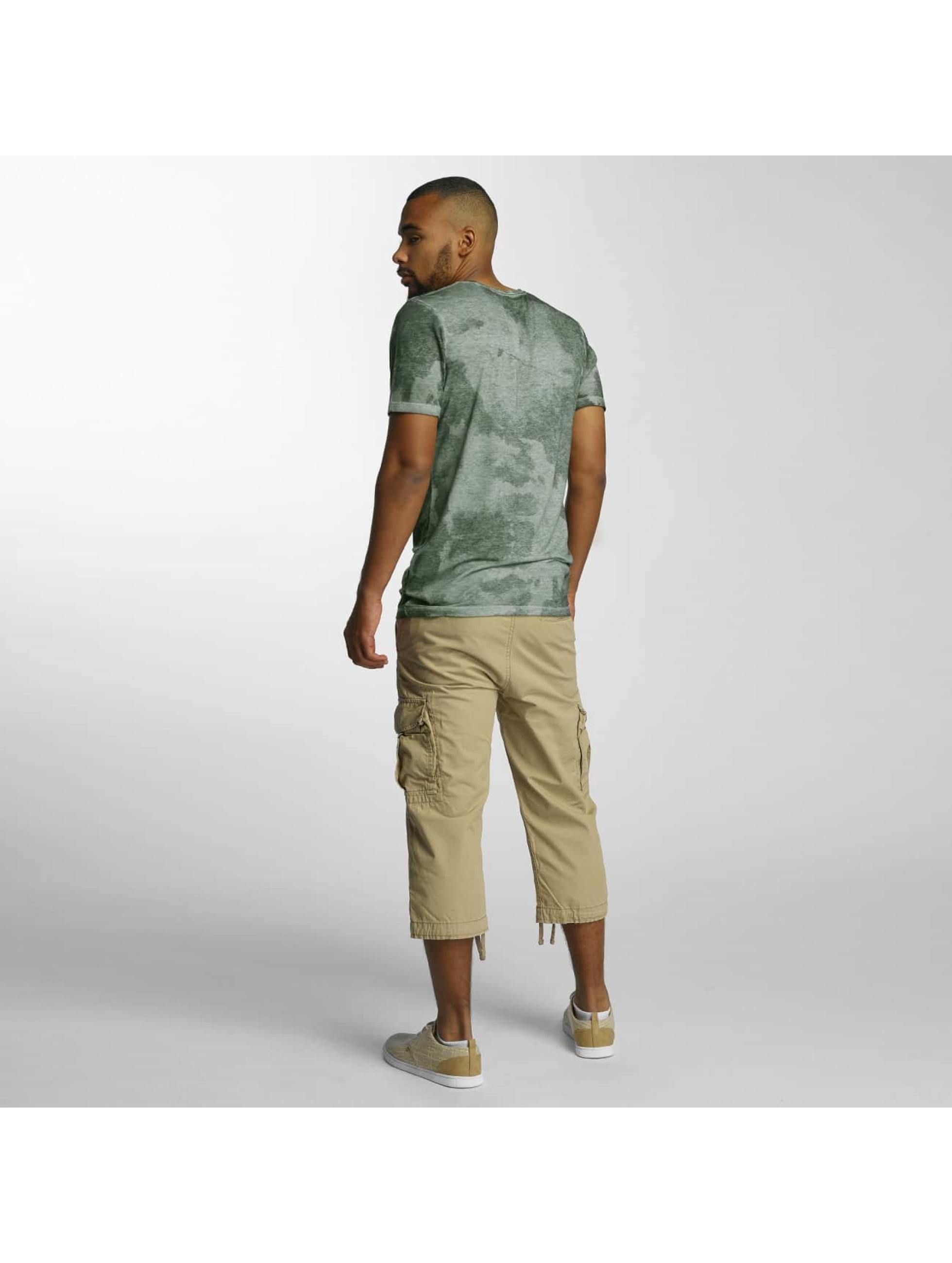 Jack & Jones t-shirt jorPunkbox groen