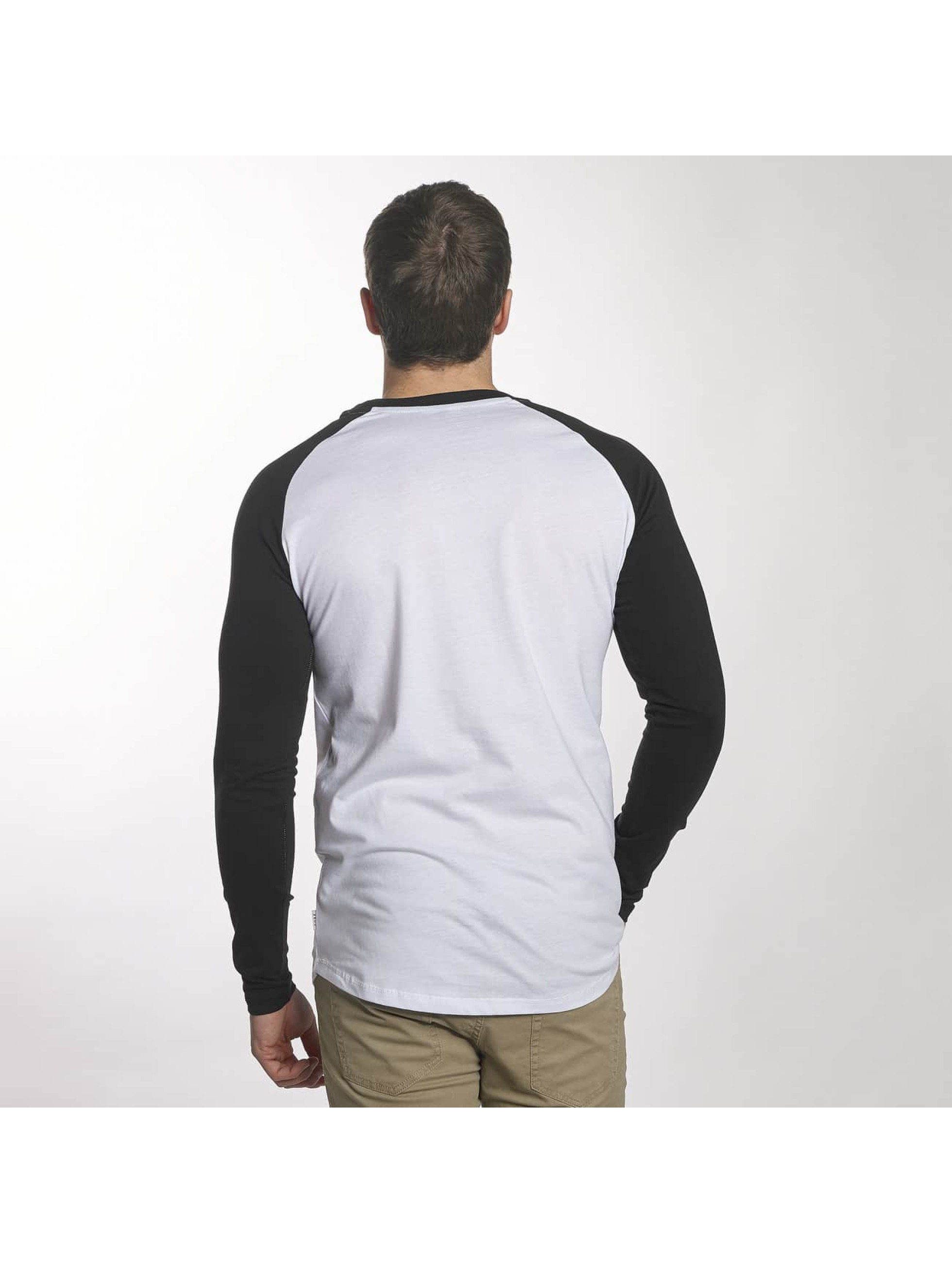 Jack & Jones T-Shirt manches longues jcoBuddy blanc
